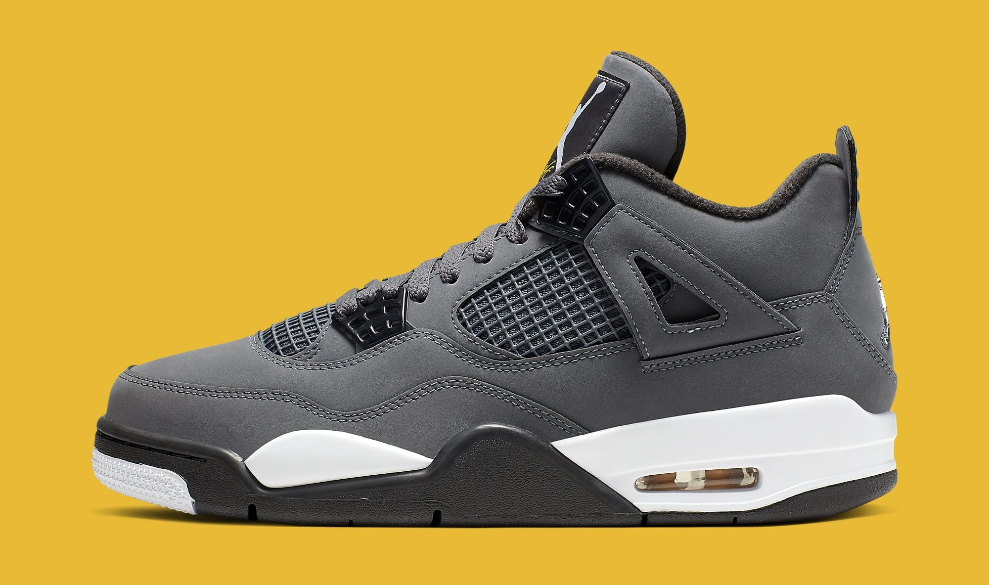sneakers for cheap 24b15 f5d9d Air Jordan 4 'Cool Grey' 2019 Release Date 308497-007 | Sole ...