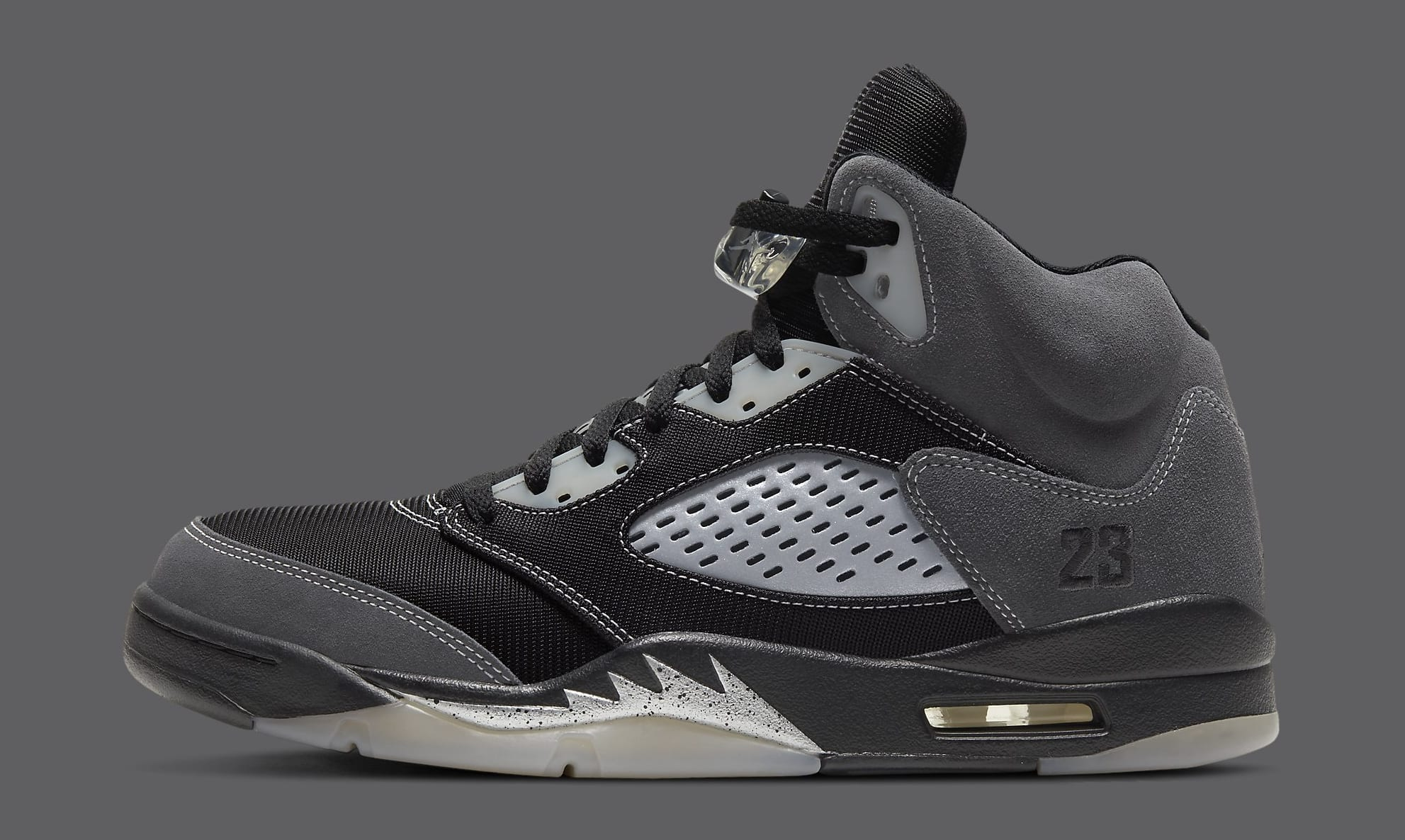 Air Jordan 5 Retro 'Anthracite' DB0731-001 Lateral