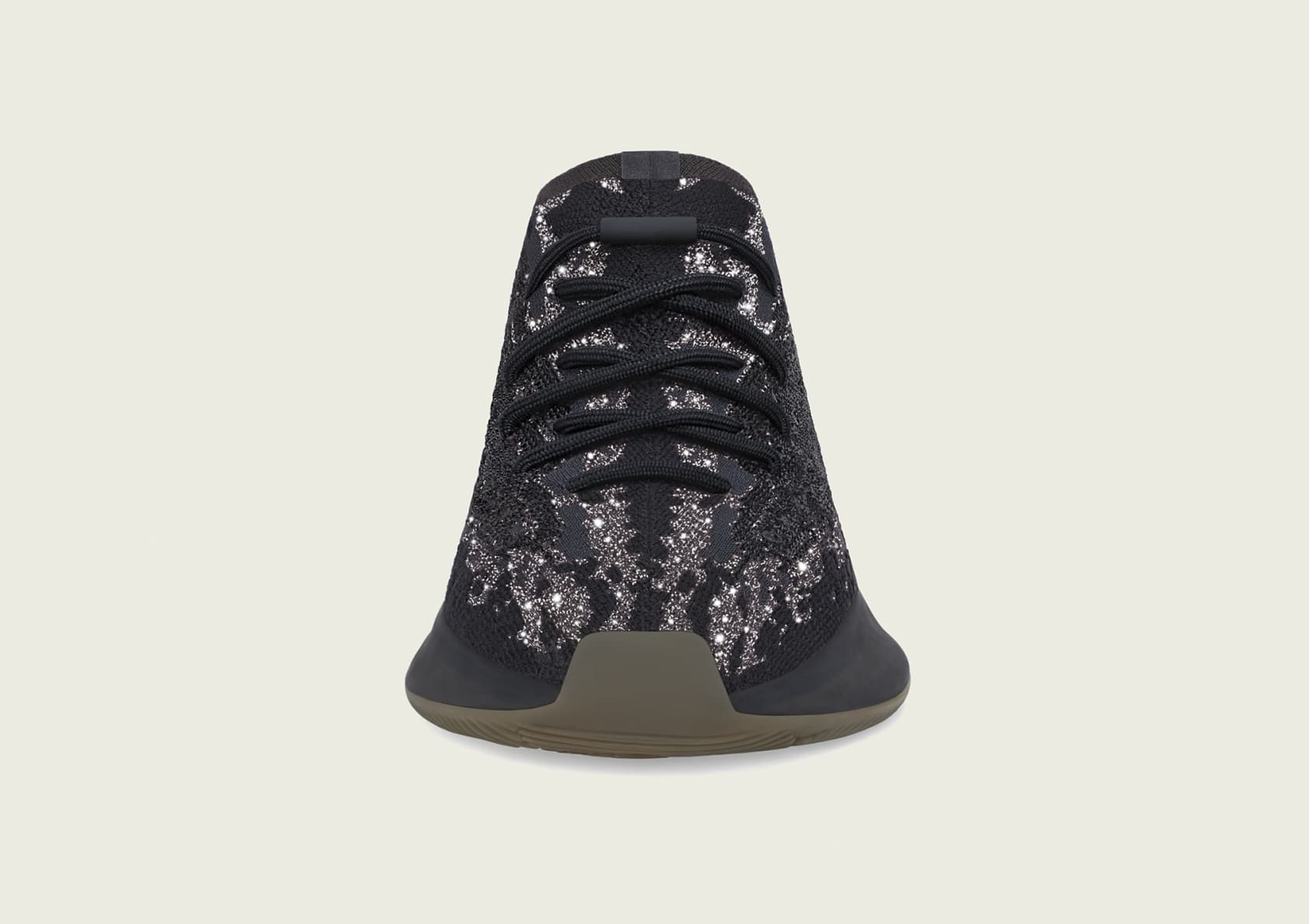 Adidas Yeezy Boost 380 'Onyx Reflective' H02536 Front