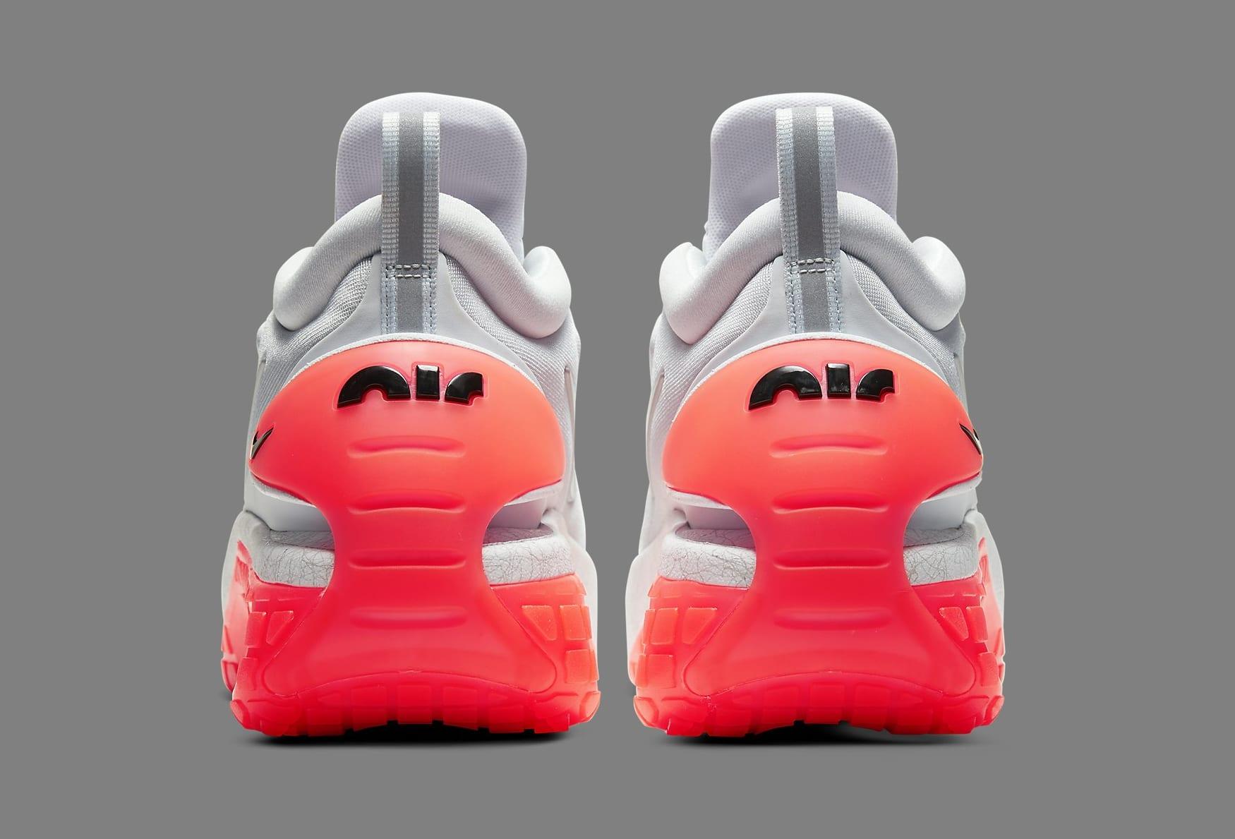 Nike Adapt Auto Max 'Infrared' CI5018-002 Heel