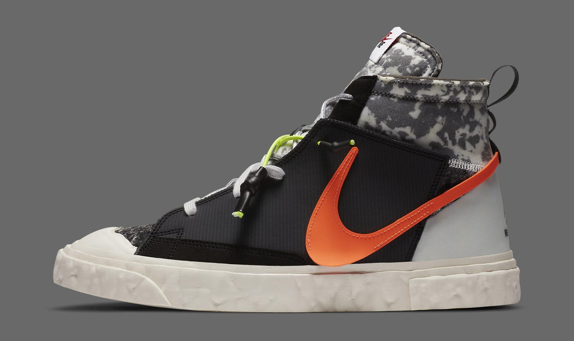 Readymade x Nike Blazer Mid CZ3589-001 Lateral