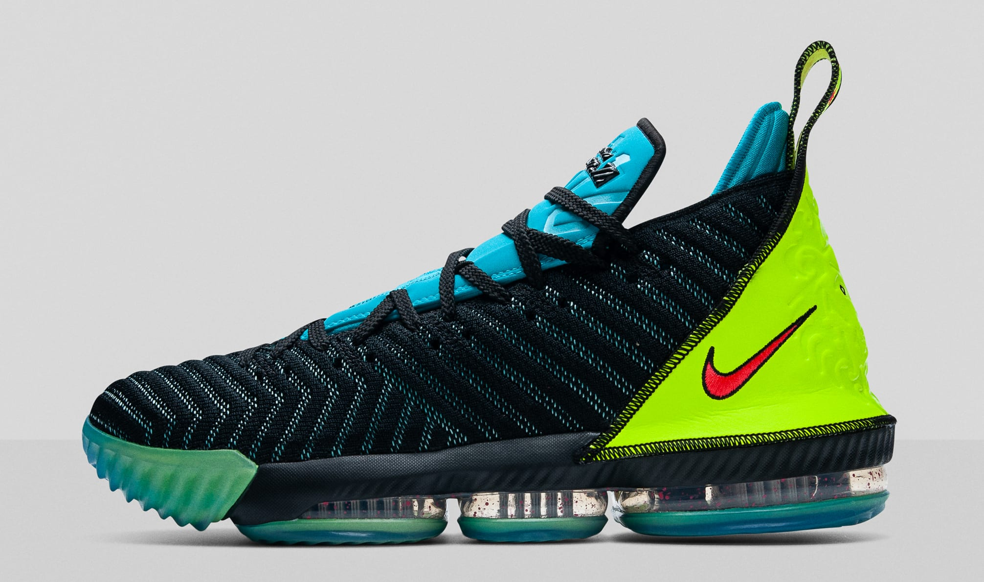 2019 WNBA All-Star Game Nike LeBron 16 PE