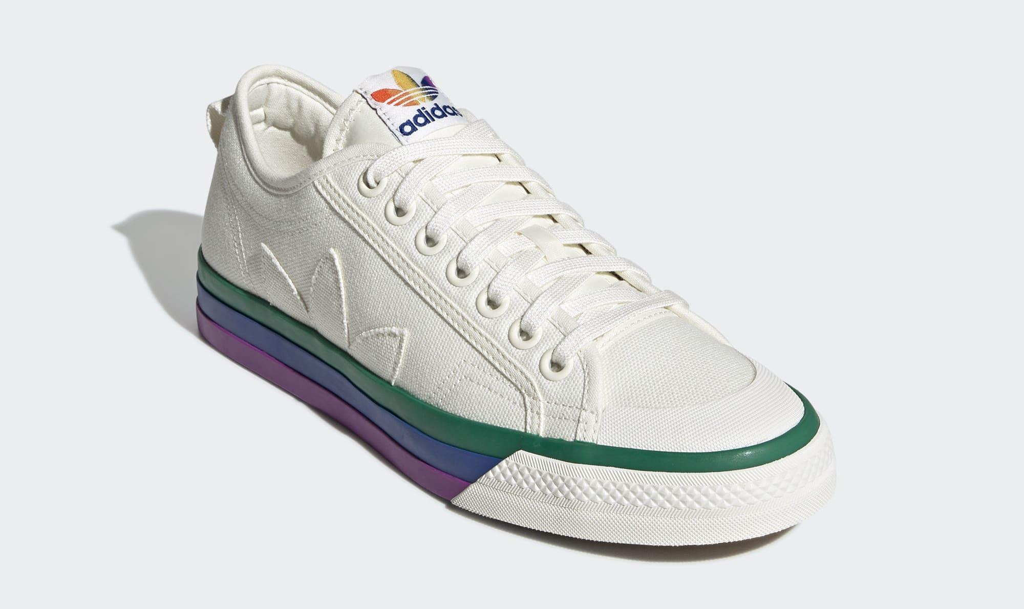 Adidas Nizza 'Pride' EF2319 (Angle)