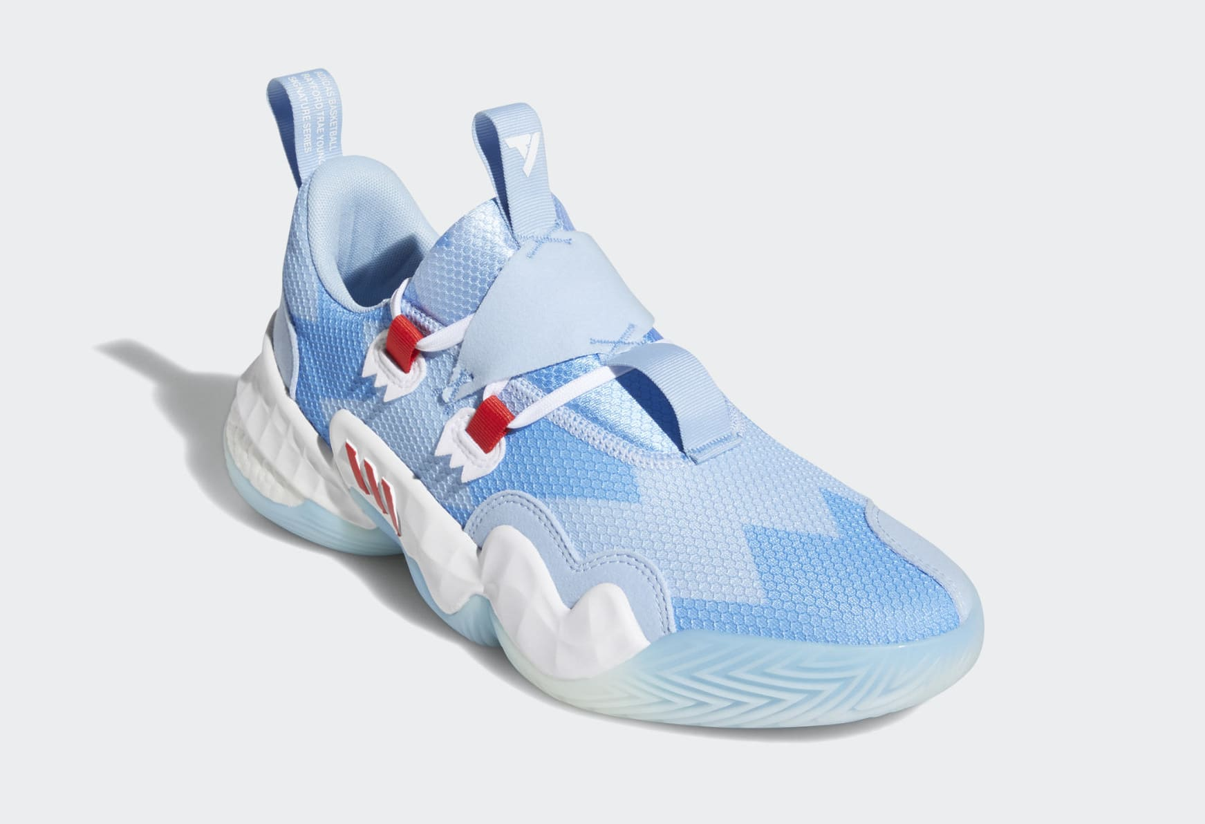 Adidas Trae Young 1 H68997 Front