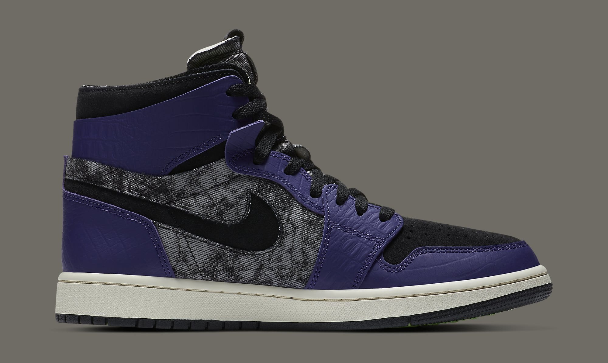 Air Jordan 1 Zoom CMFT 'Bayou Boys' DC2133-500 Medial