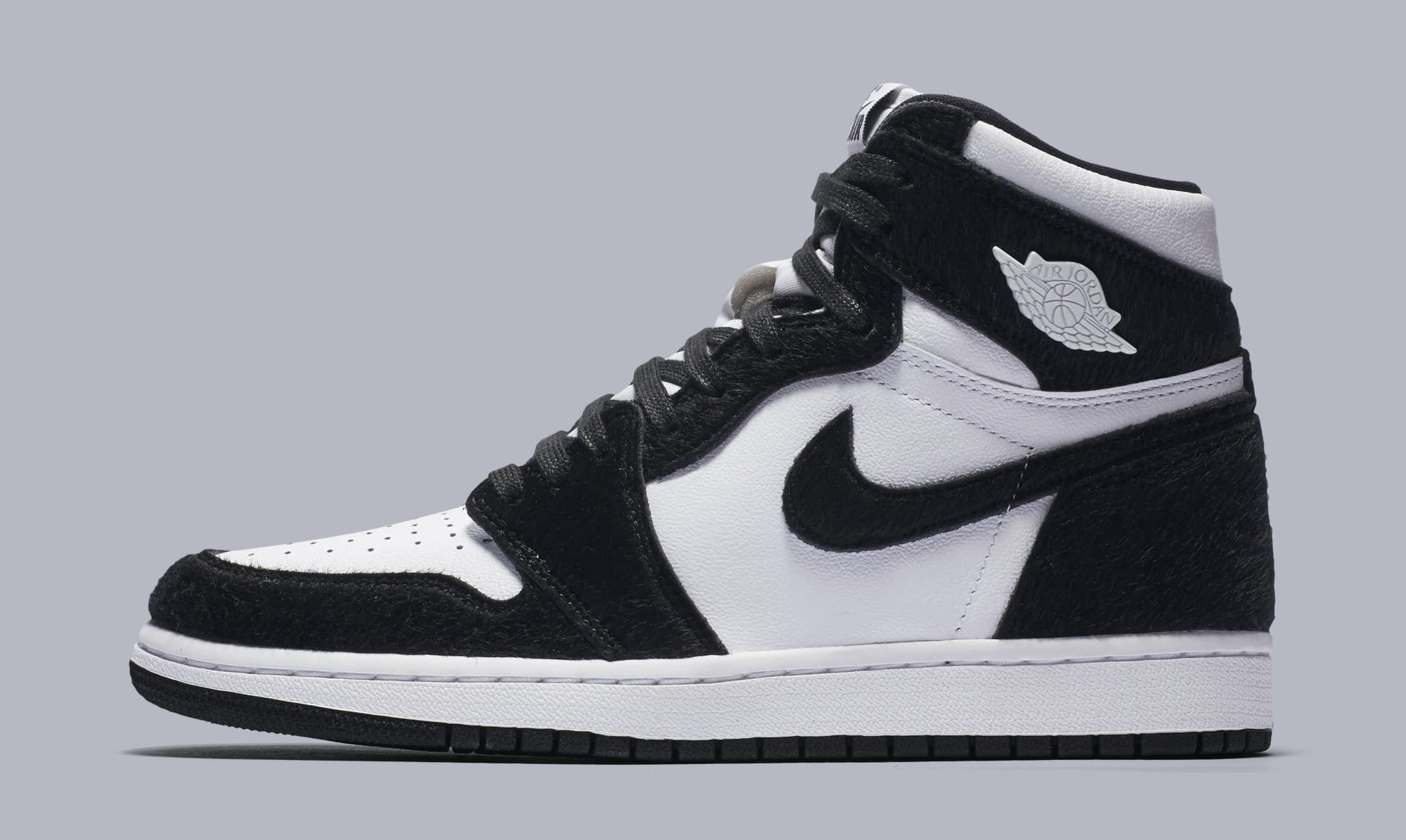 size 40 5a1b8 311b8 WMNS Air Jordan 1 High  Panda  CD0461-007 (Lateral)