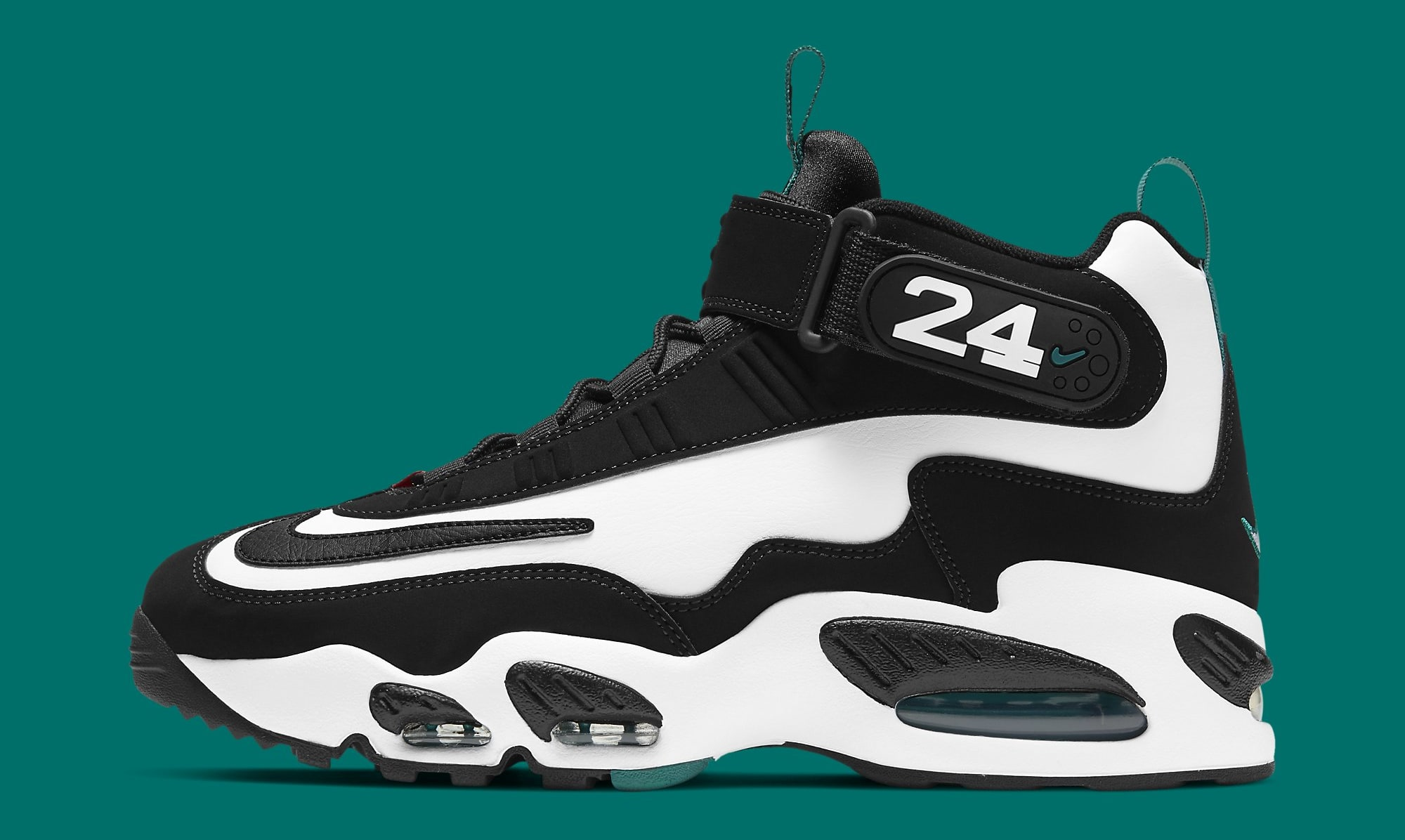 Nike Air Griffey Max 1 'Freshwater' 2021 DD8558-100 Lateral