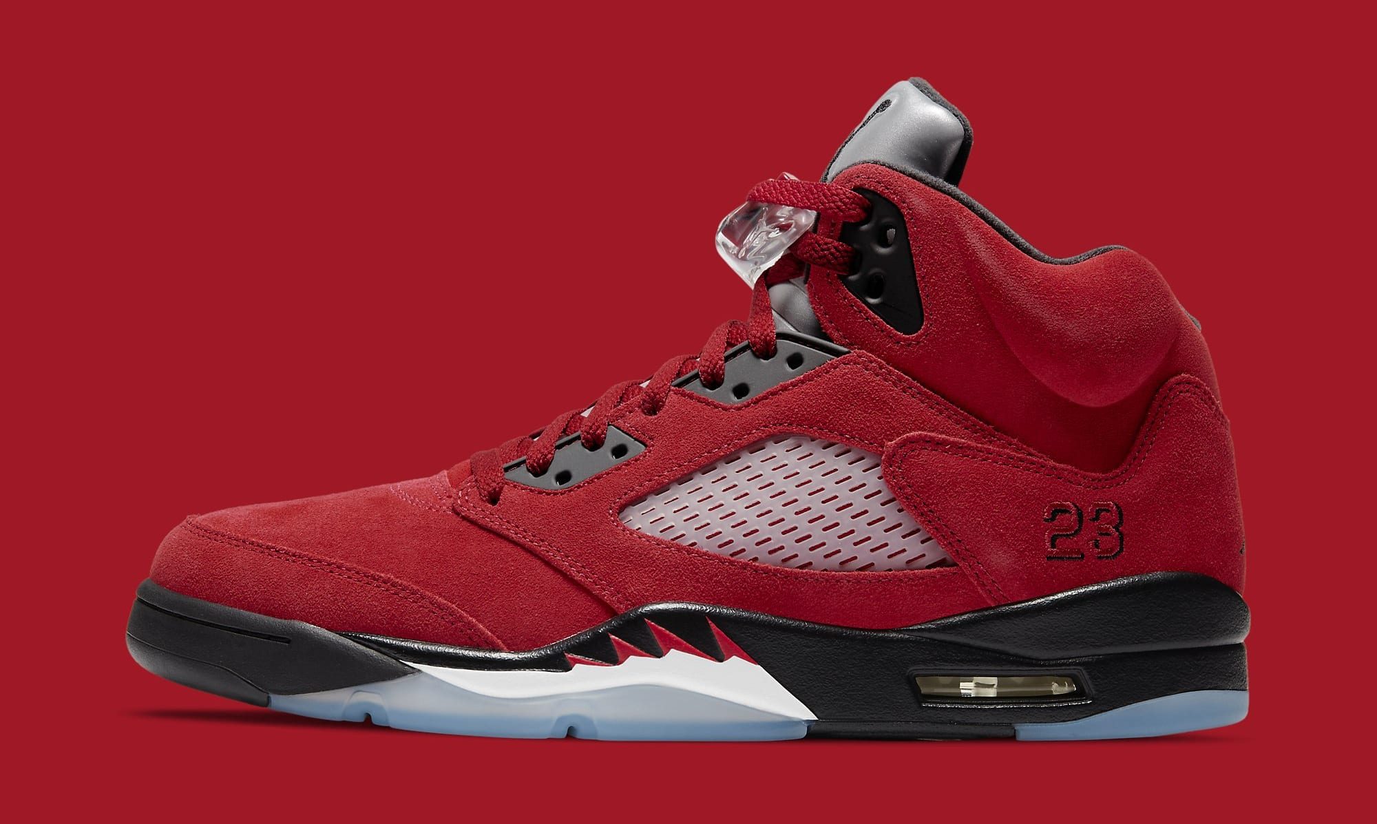 Air Jordan 5 Retro 'Raging Bull' 2021 DD0587-600 Lateral