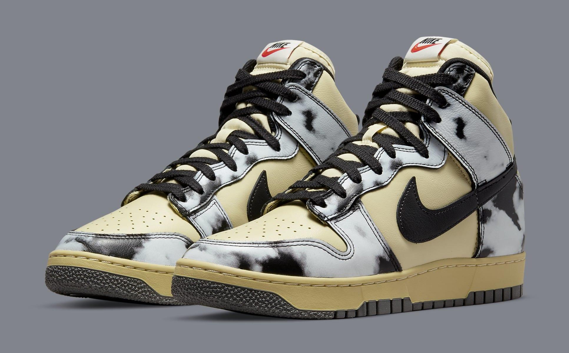 Nike Dunk High 'Acid Wash' DD9404-700 Pair
