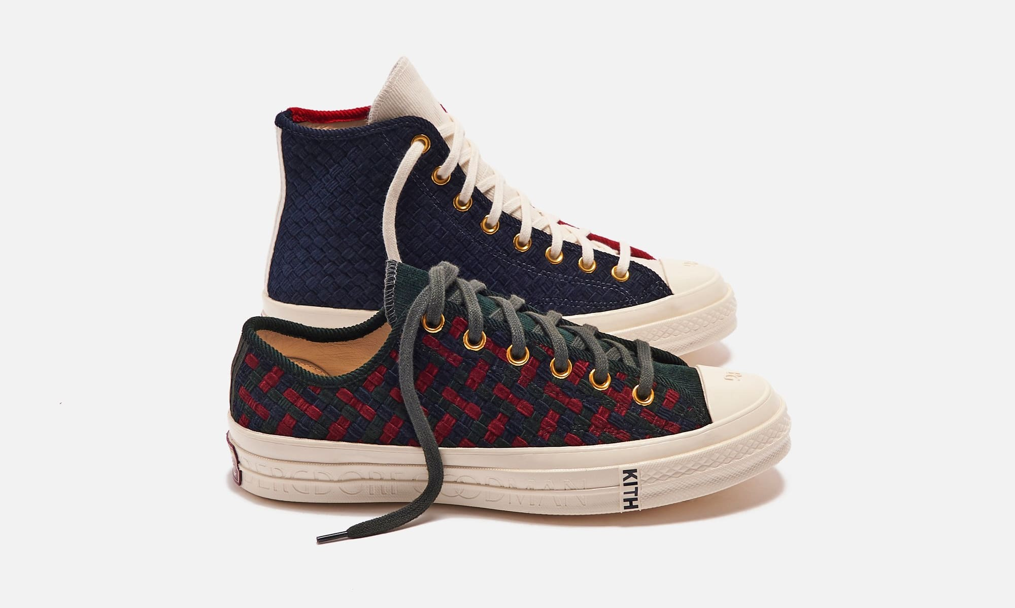 Kith x Bergdorf Goodman x Converse Fall 2020 Collection