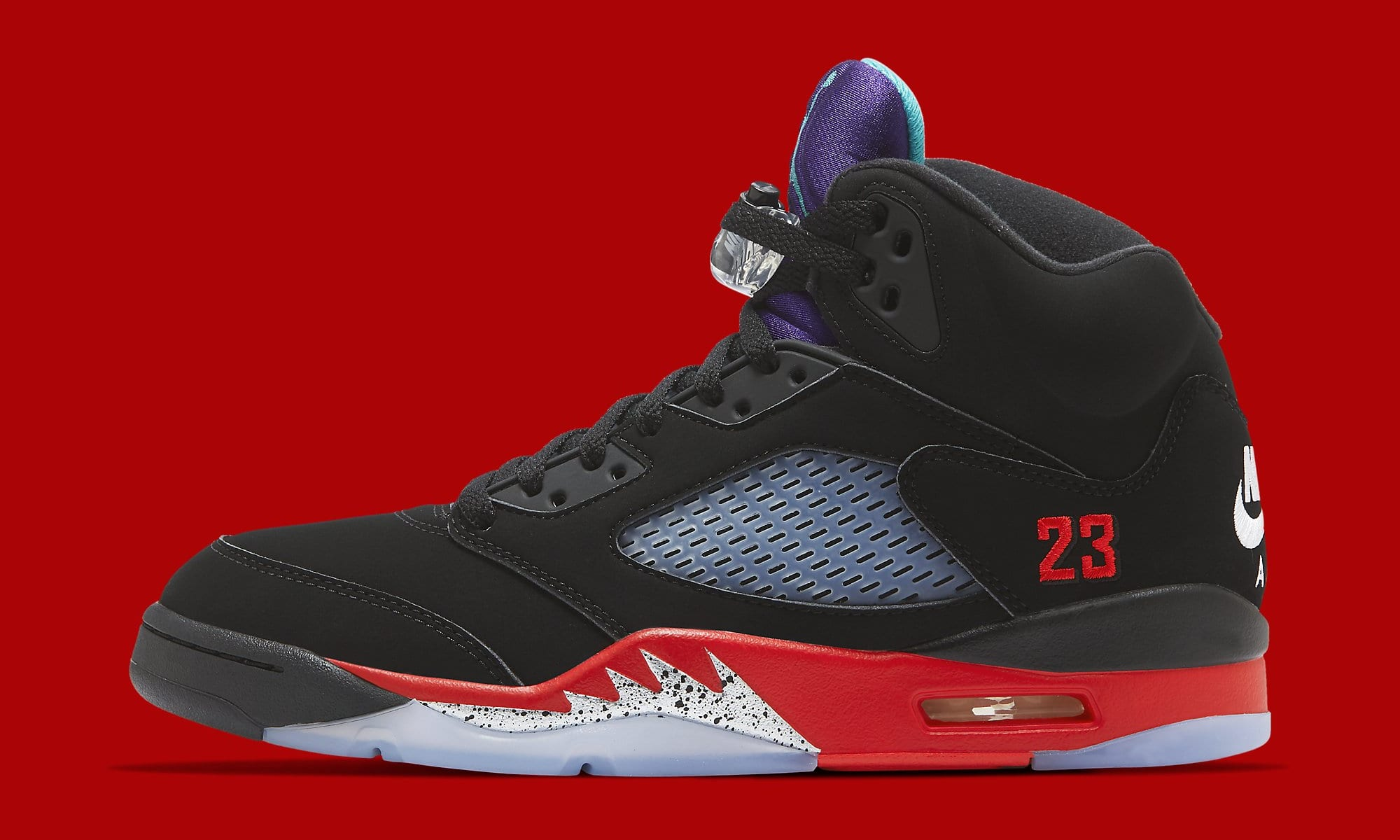 Air Jordan 5 Retro 'Top 3' CZ1786-001 Lateral