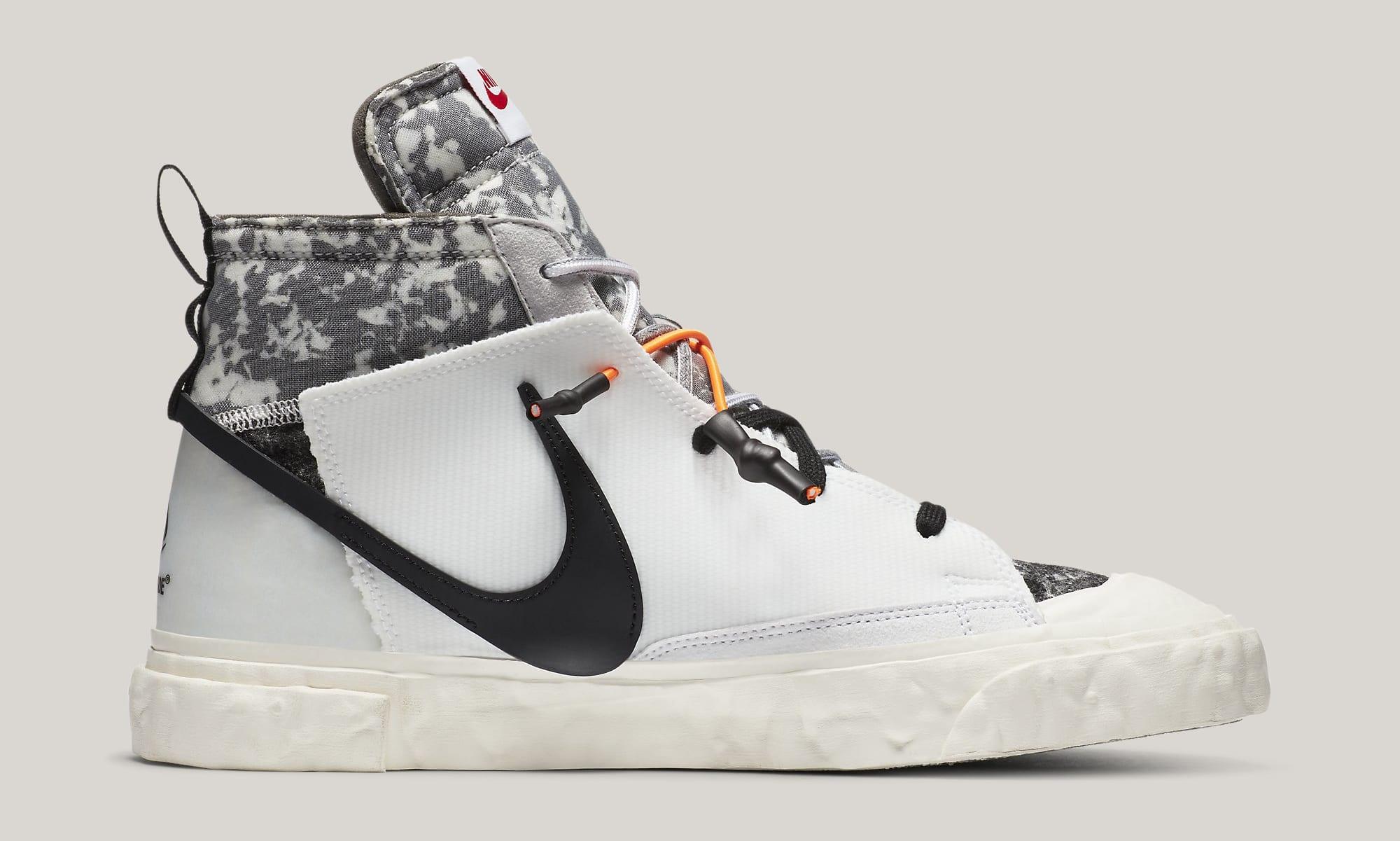 Readymade x Nike Blazer Mid CZ3589-100 Medial
