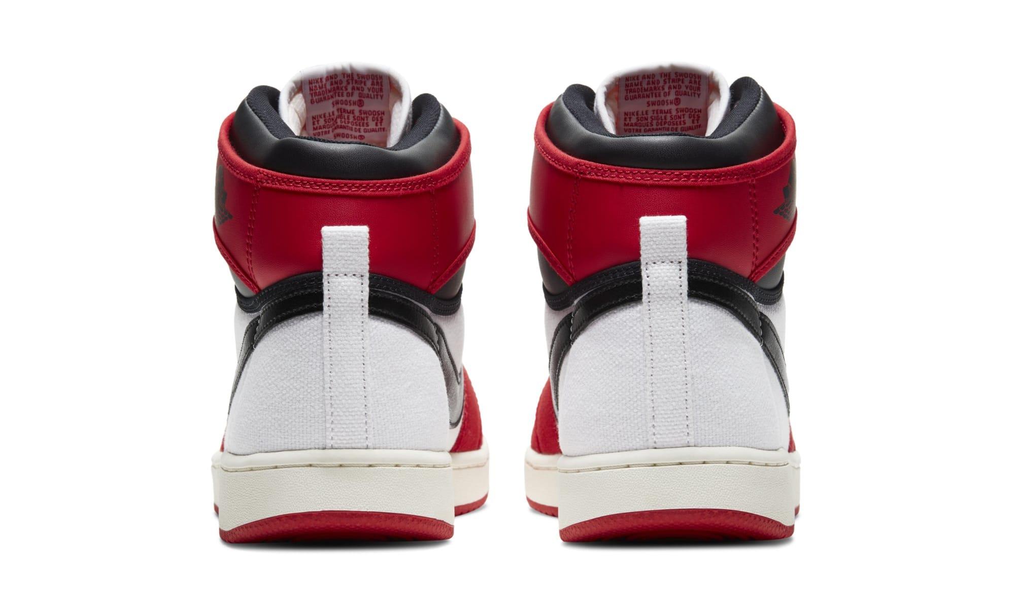 Air Jordan 1 KO 'Chicago' DA9089-100 (Heel)