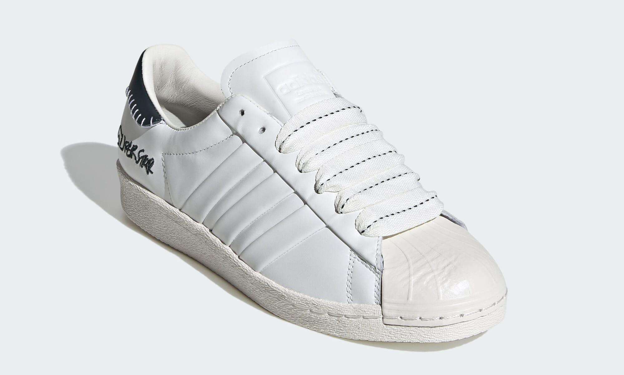 Jonah Hill x Adidas Superstar FW7577 (Front)