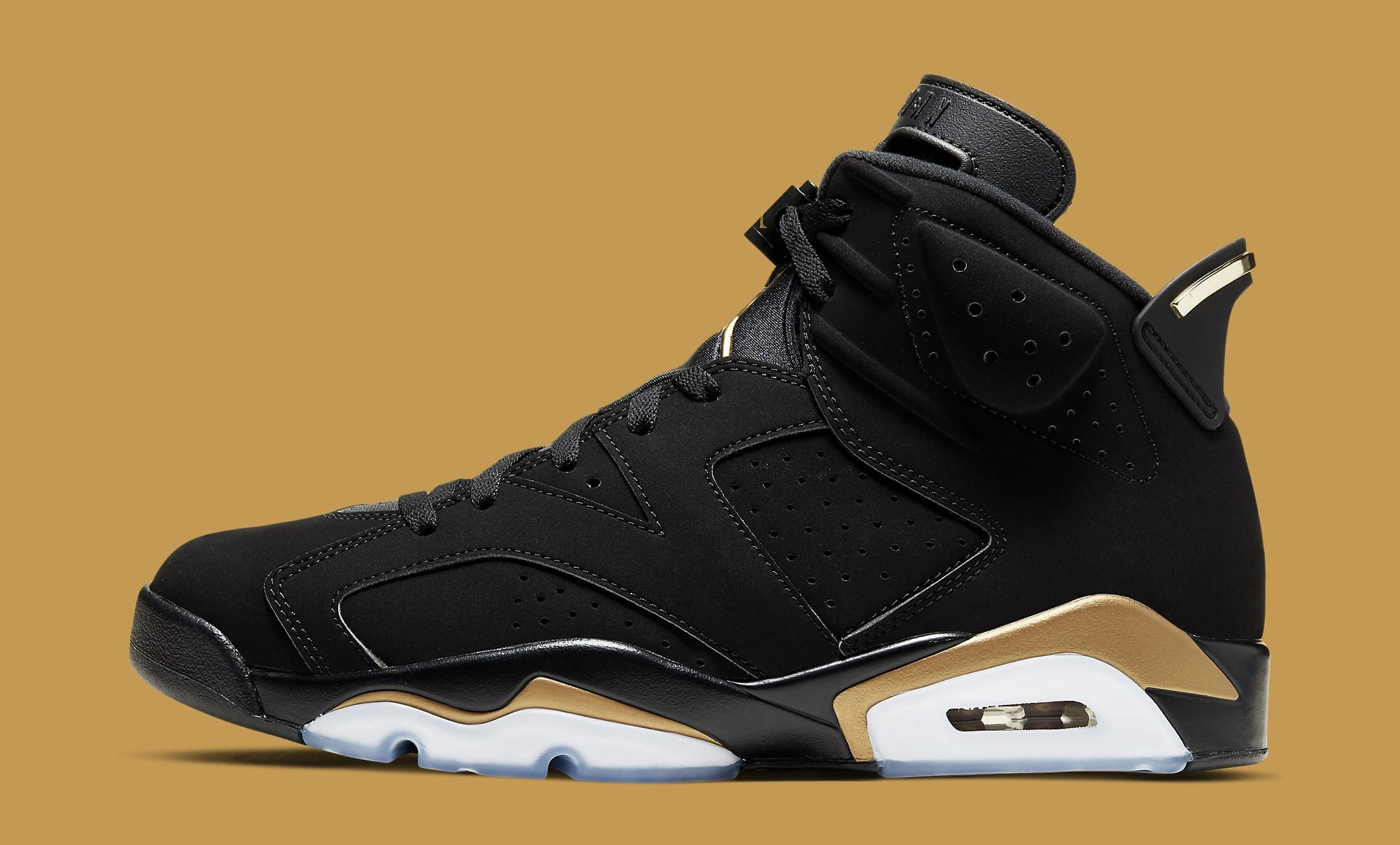 Air Jordan 6 VI Retro 'DMP' CT4954-007 Lateral