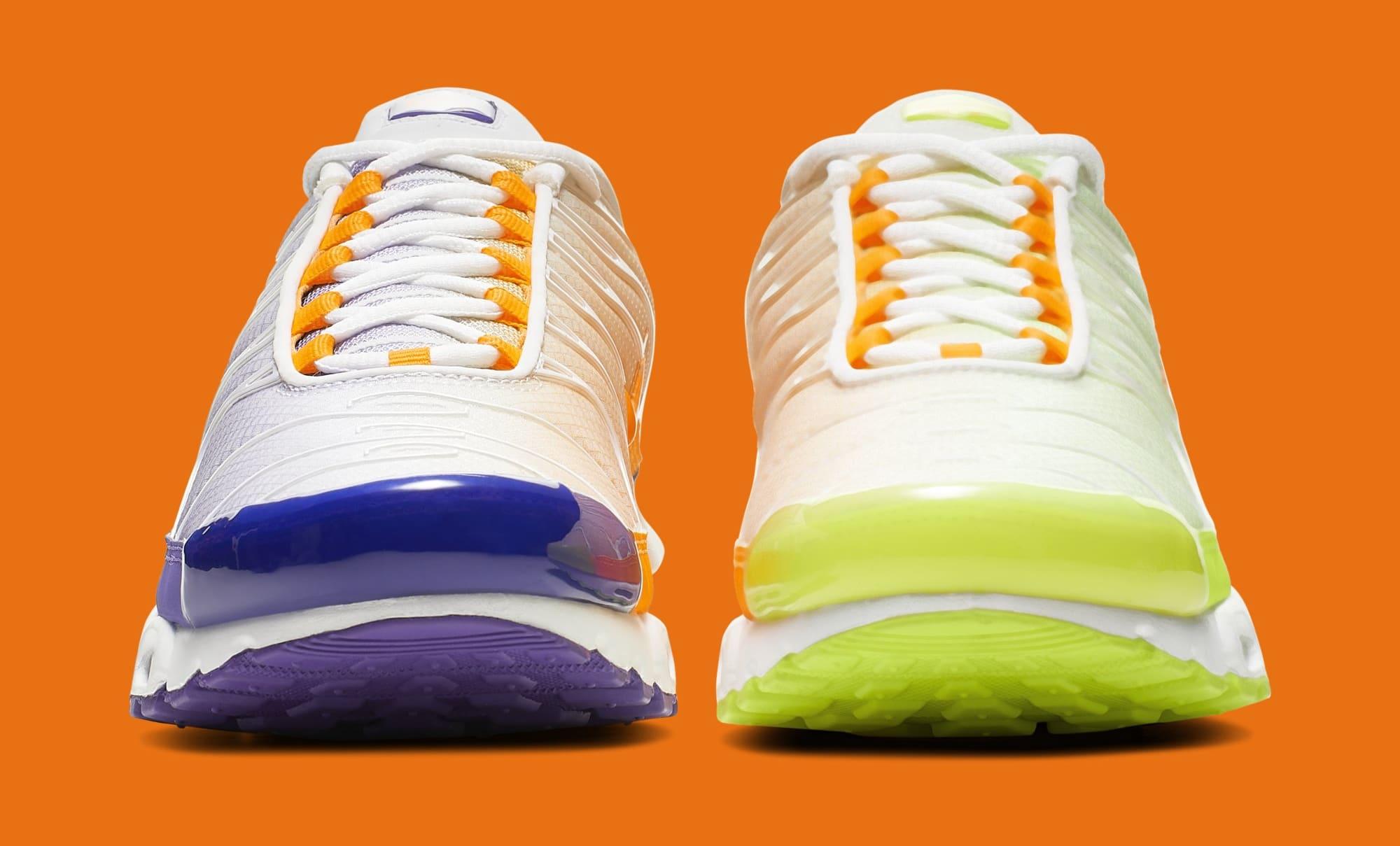 Nike Air Max Plus 'Color Flip/White' CI5925-531 (Toe)