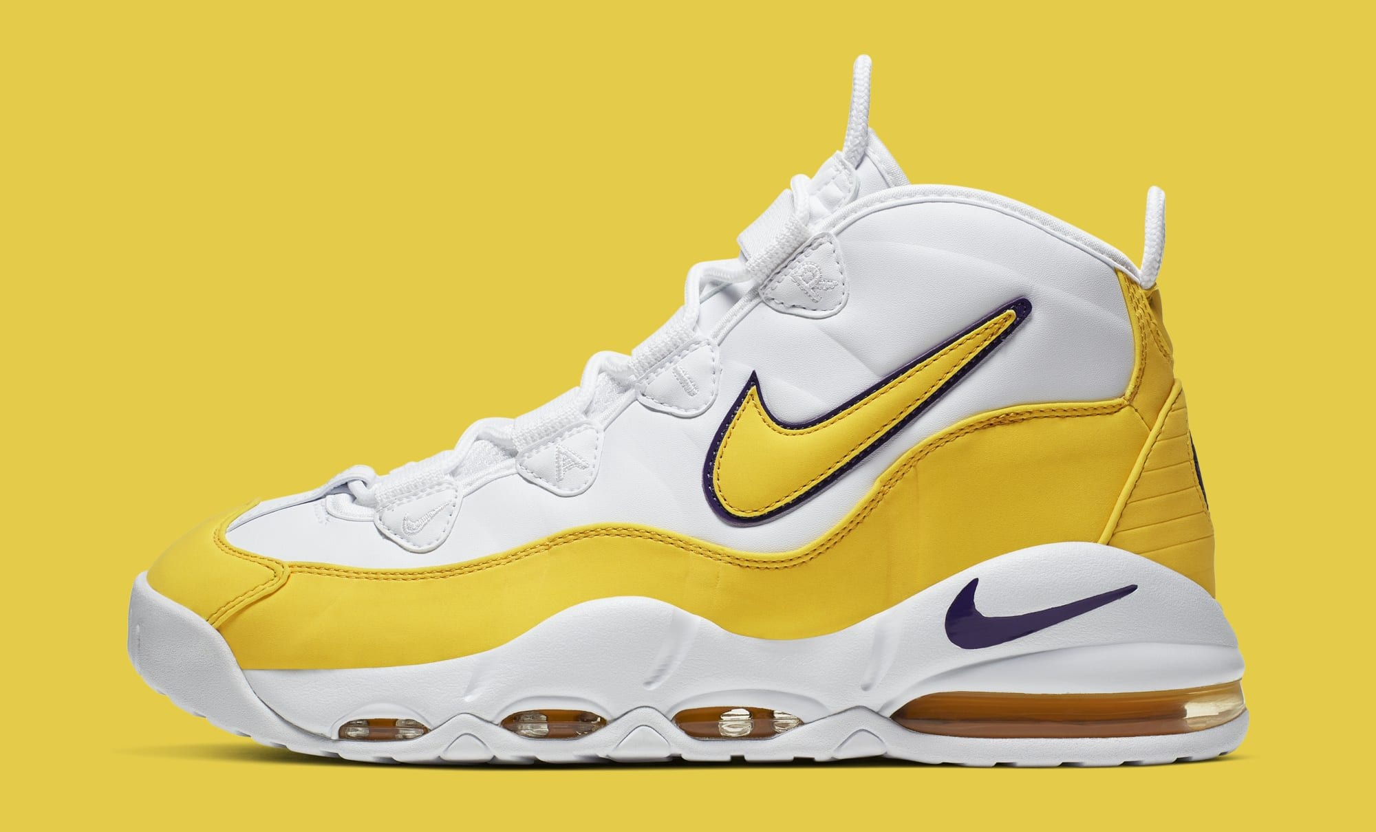 Nike Air Max Uptempo 'Derek Fisher PE' CK0892-102 (Lateral)