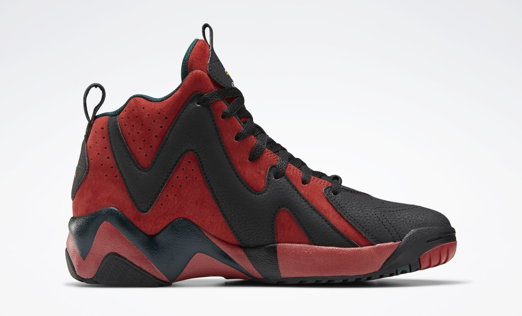 Reebok Kamikaze 2 'Alternates' FZ4006 Medial