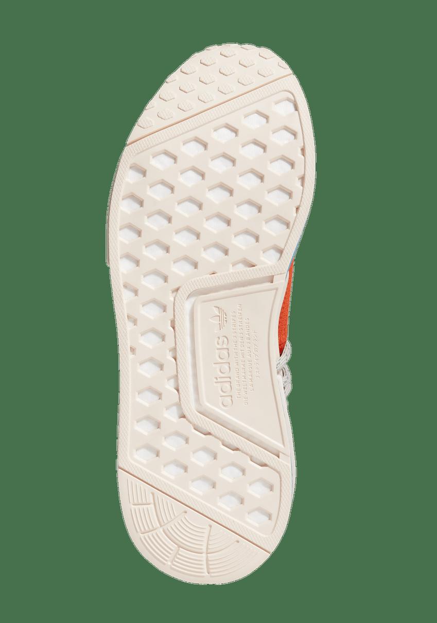 Pharrell x Adidas NMD Hu 'Bold Orange' H67401 Outsole