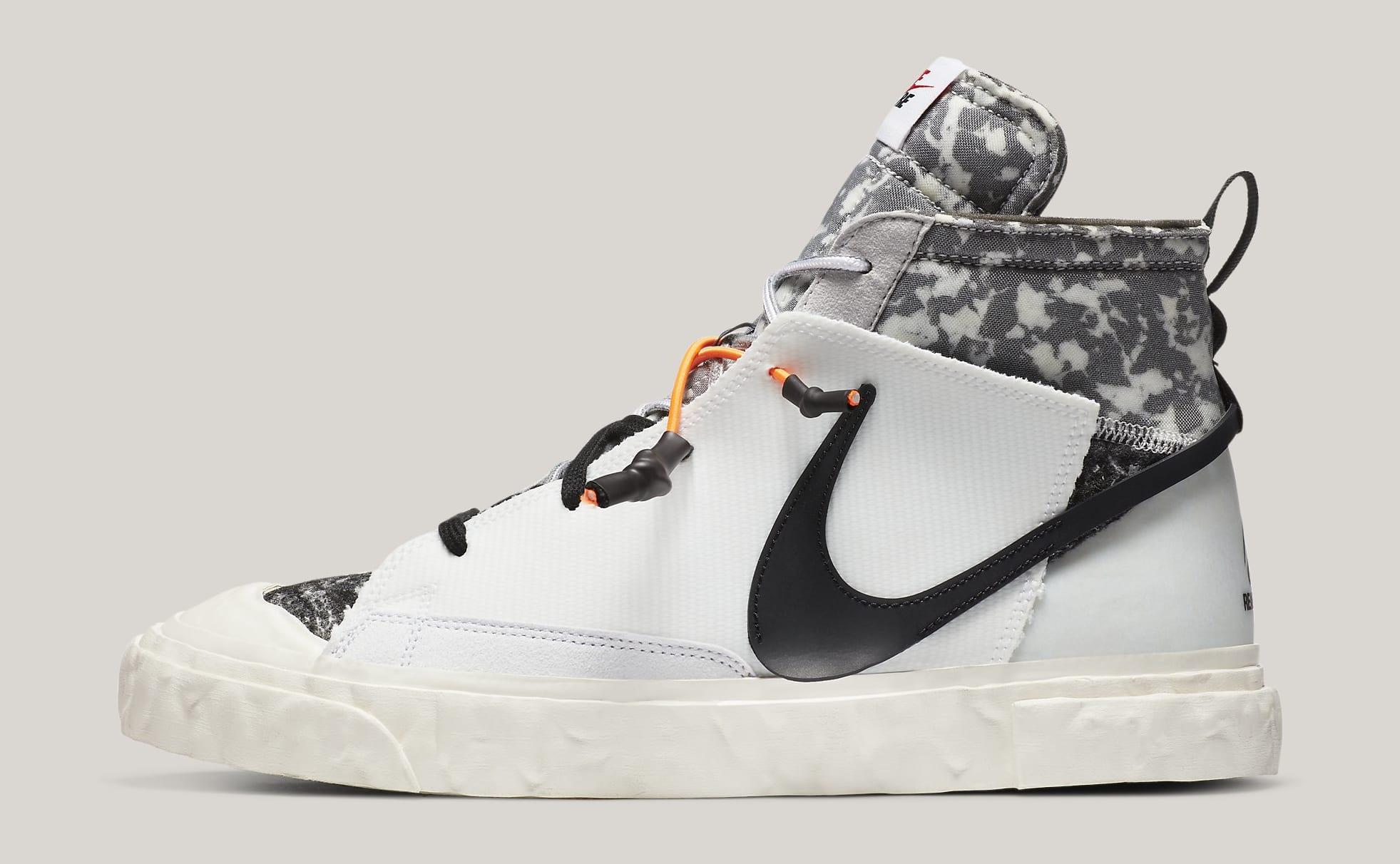 Readymade x Nike Blazer Mid CZ3589-100 Lateral