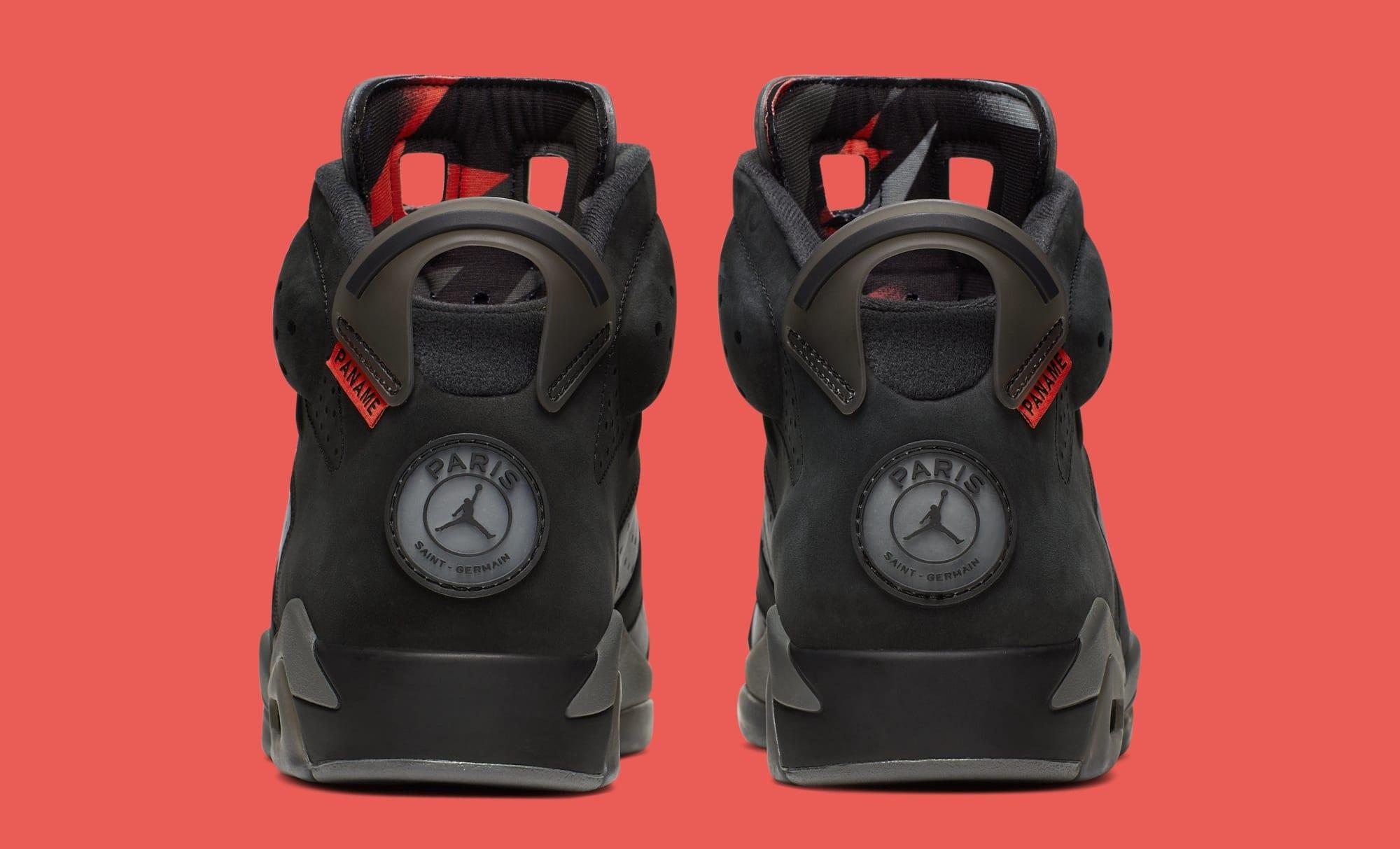 PSG x Air Jordan 6 CK1229-001 (Salto)