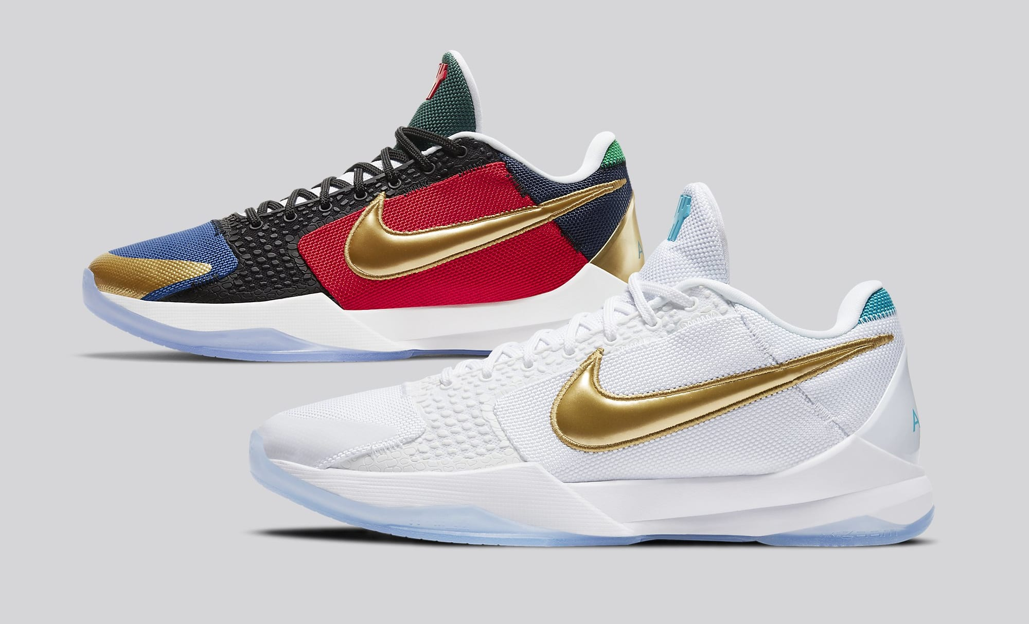 Undefeated x Nike Kobe 5 Protro 'What If' Pack DB5551-900 Lateral