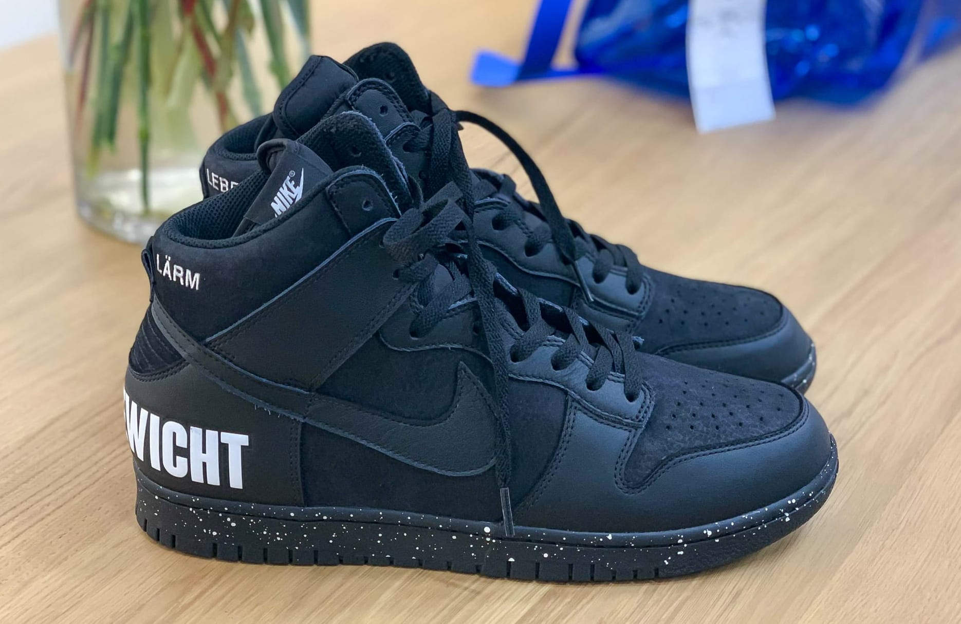 Undercover x Nike Dunk High Black Fall/Winter 2021-22
