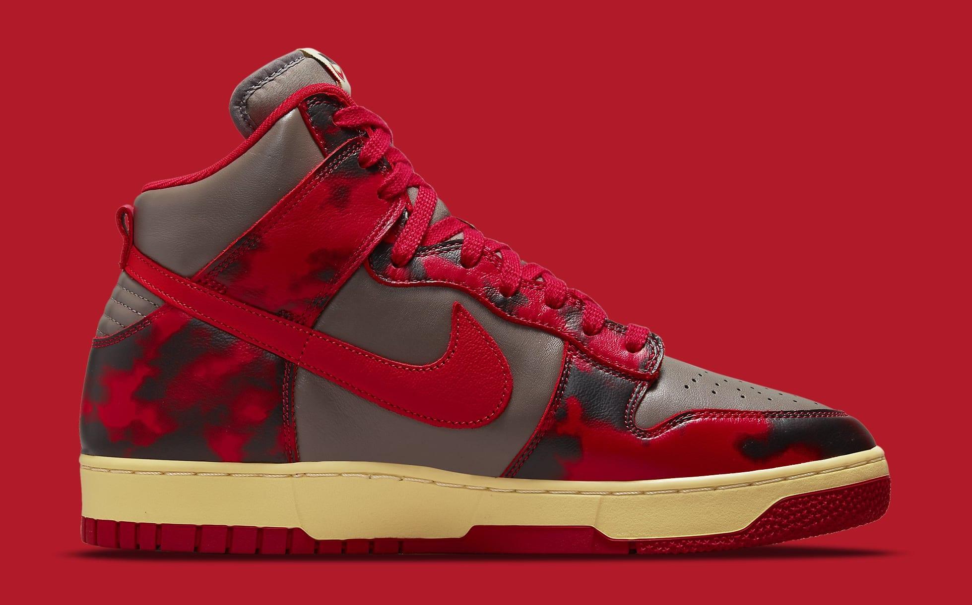 Nike Dunk High 'Acid Wash' DD9404-600 Medial