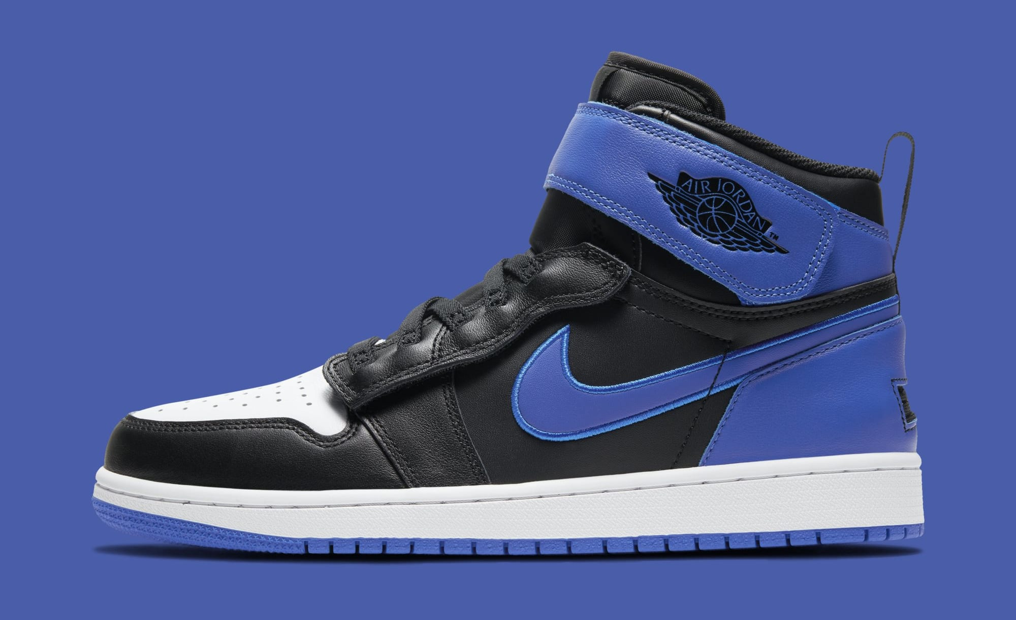Air Jordan 1 Flyease 'Royal' CQ3835-041 Lateral