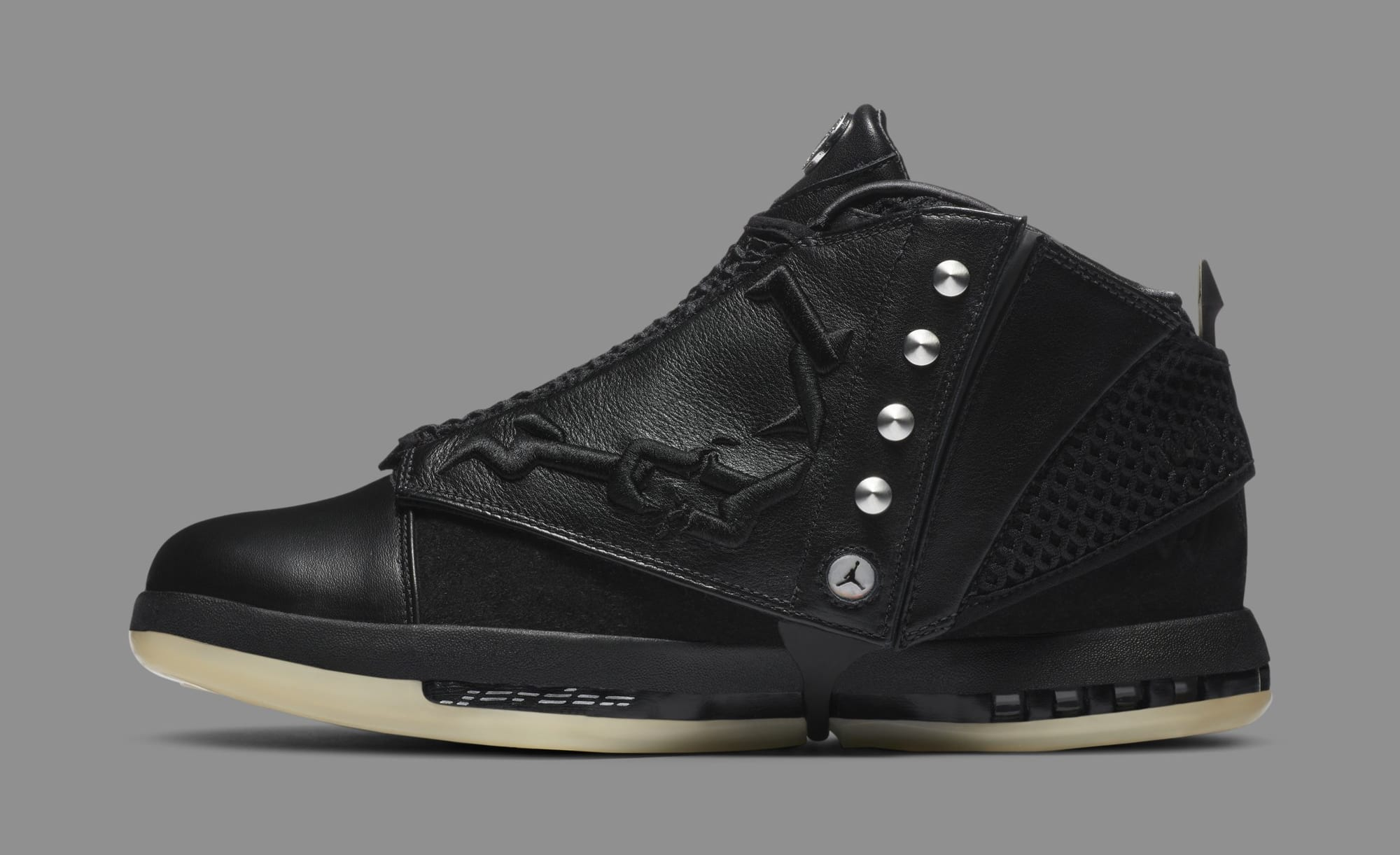 Russell Westbrook Air Jordan 16 Retro 'Why Not?' DA1323-900 Lateral