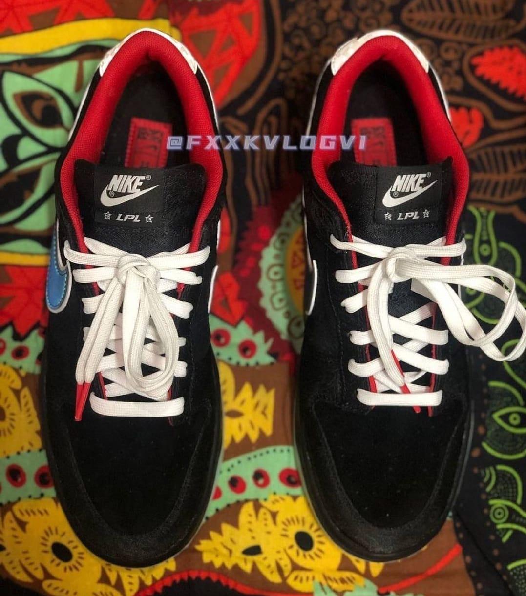 LPL x Nike Dunk Low Top