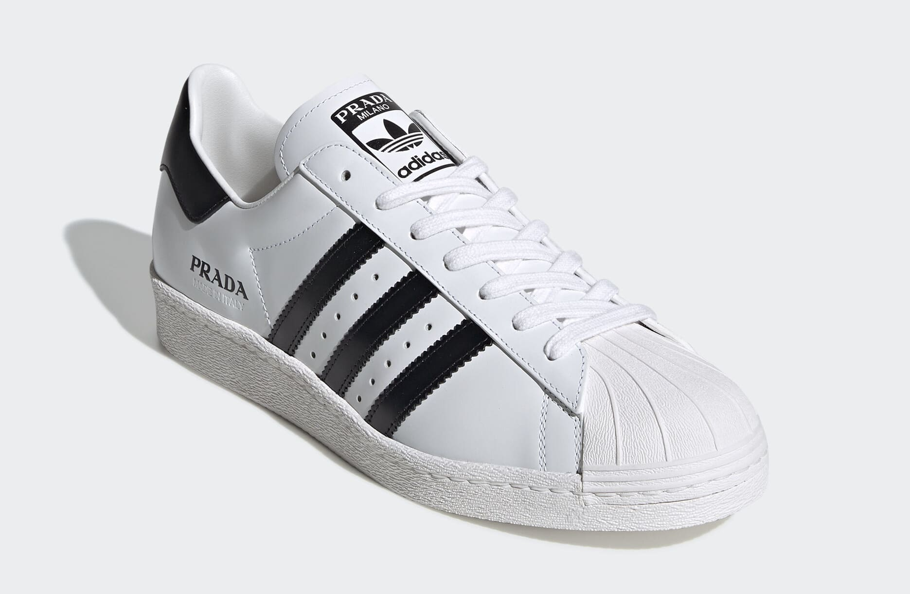 adidas superstar metallic front