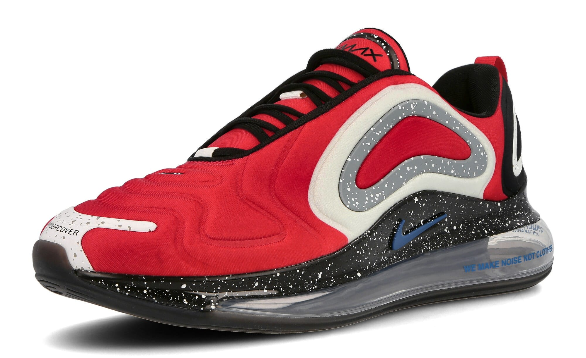 Undercover x Nike Air Max 720 CN2408-600 (Front)