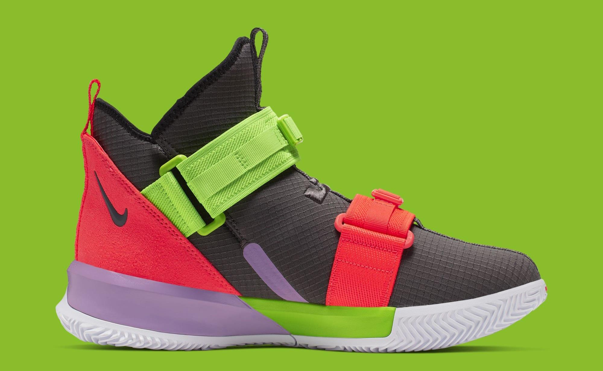 Nike LeBron Soldier 13 AR4228-002 (Medial)
