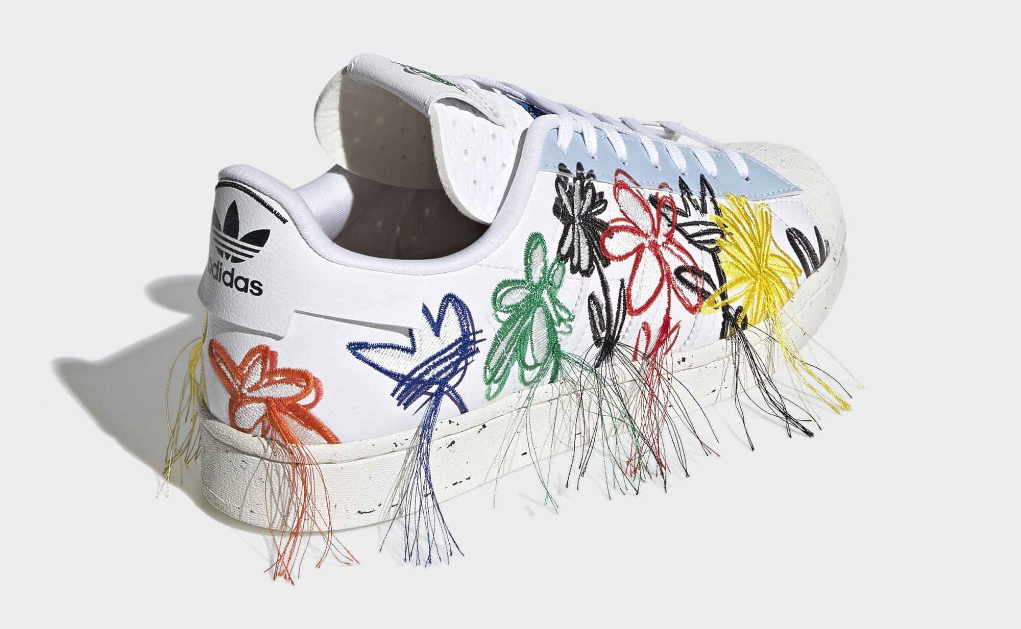 Sean Wotherspoon x Adidas SuperEarth Superstar FZ4724 Heel