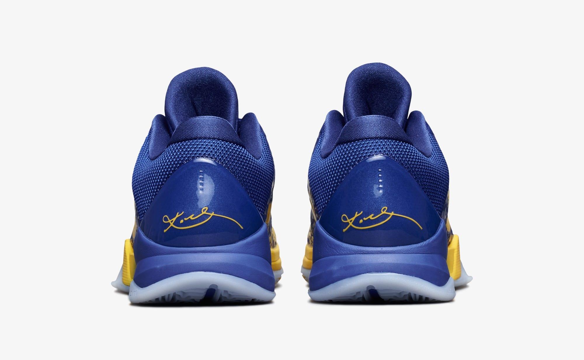 Nike Kobe 5 Protro 'Five Rings' CD4991-400 Heel