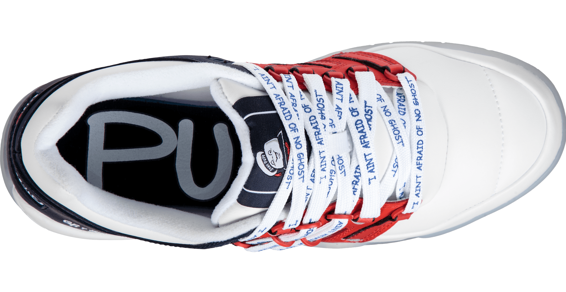 K-Swiss x Ghostbusters Si-18 International 'Stay Puft' 06620-104 (Top)