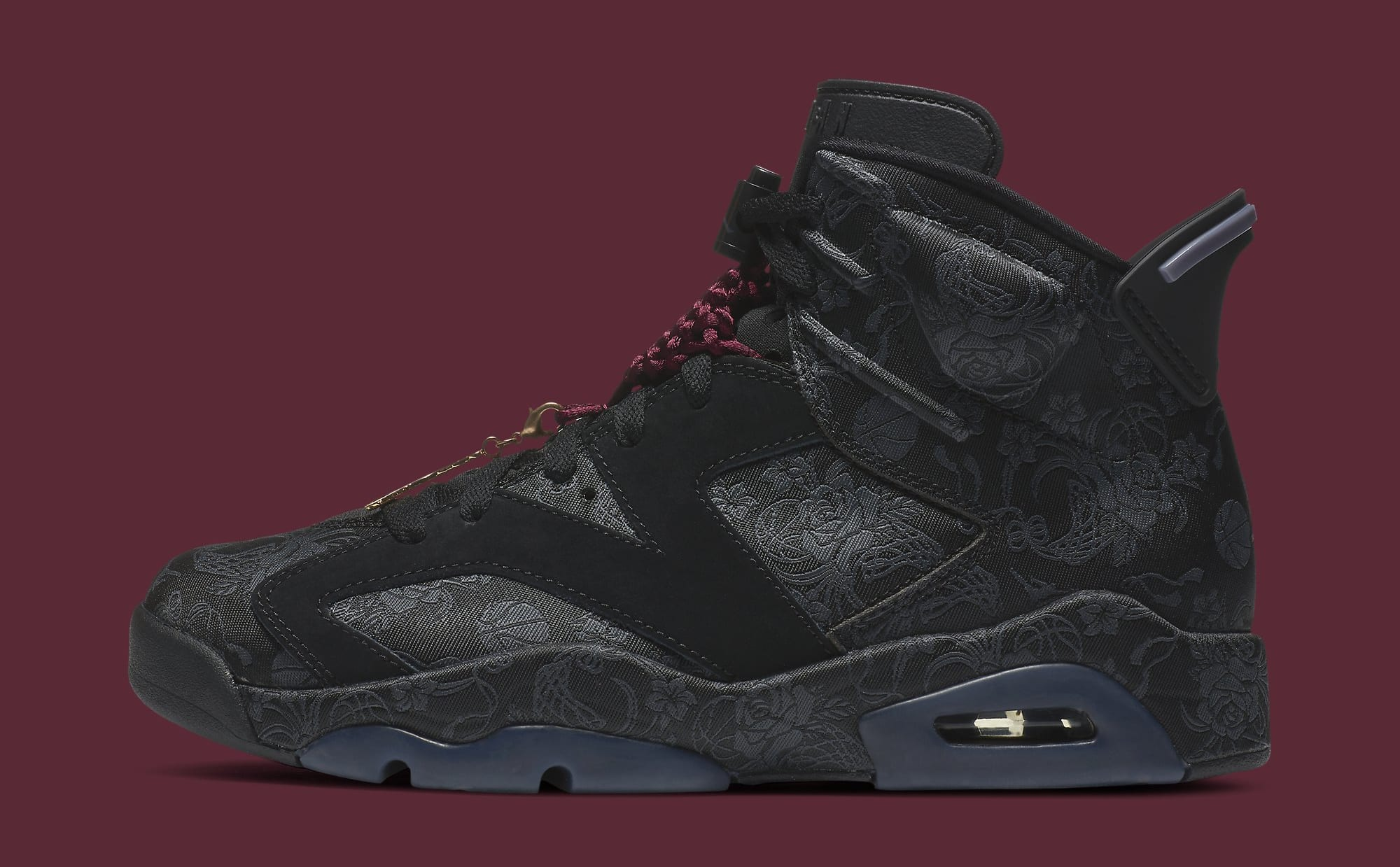 Air Jordan 6 Retro 'Singles' Day' DB9818-001 Lateral