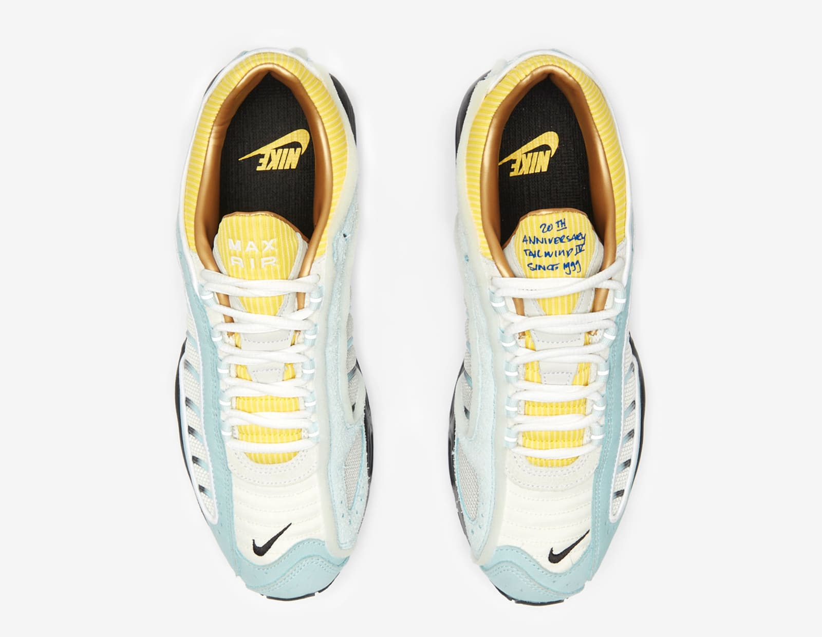 Sneakersnstuff x Nike Air Max Tailwind 20th Anniversary