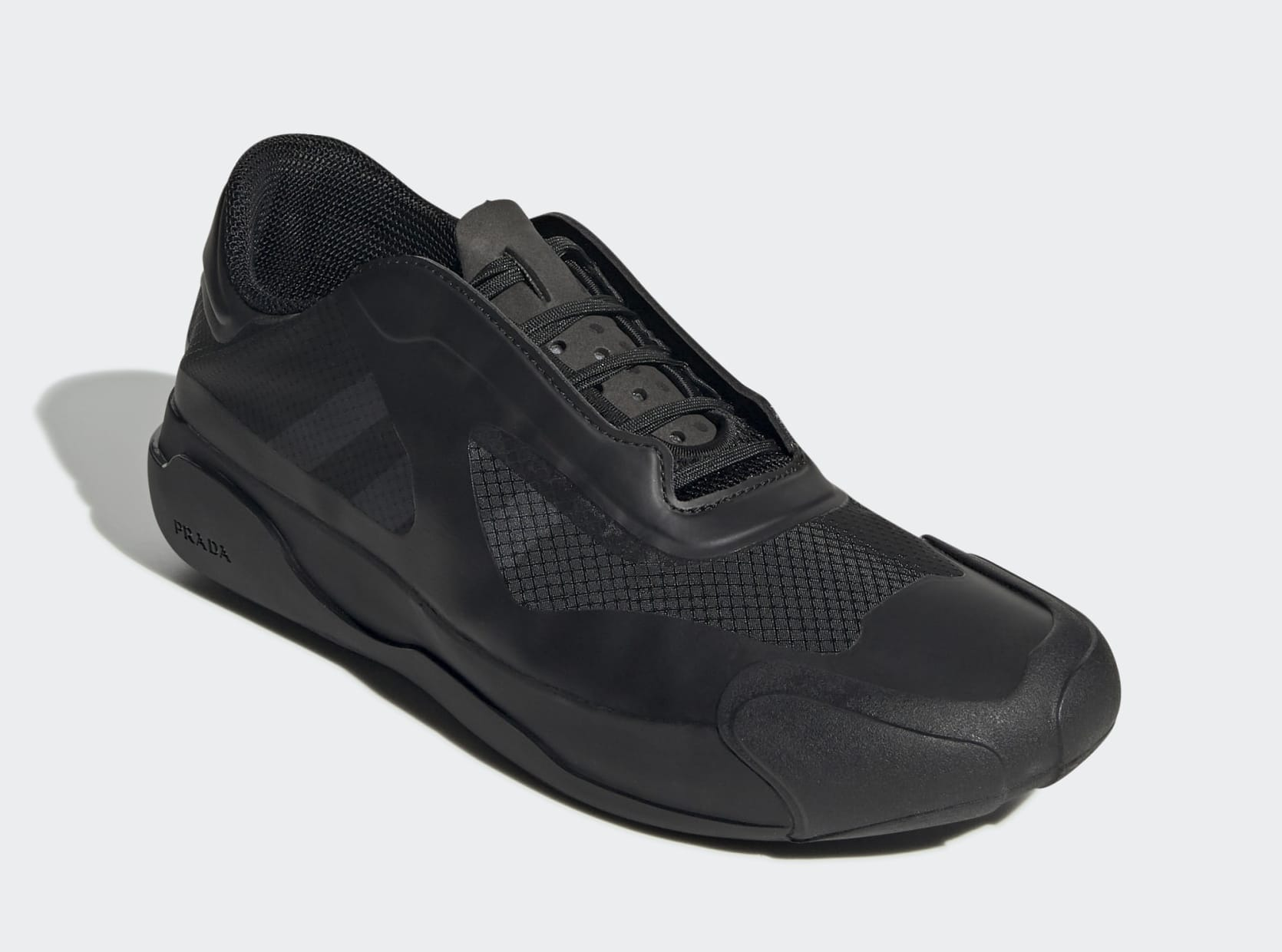 Prada x Adidas Luna Rossa 21 'Core Black' G57868 Avant
