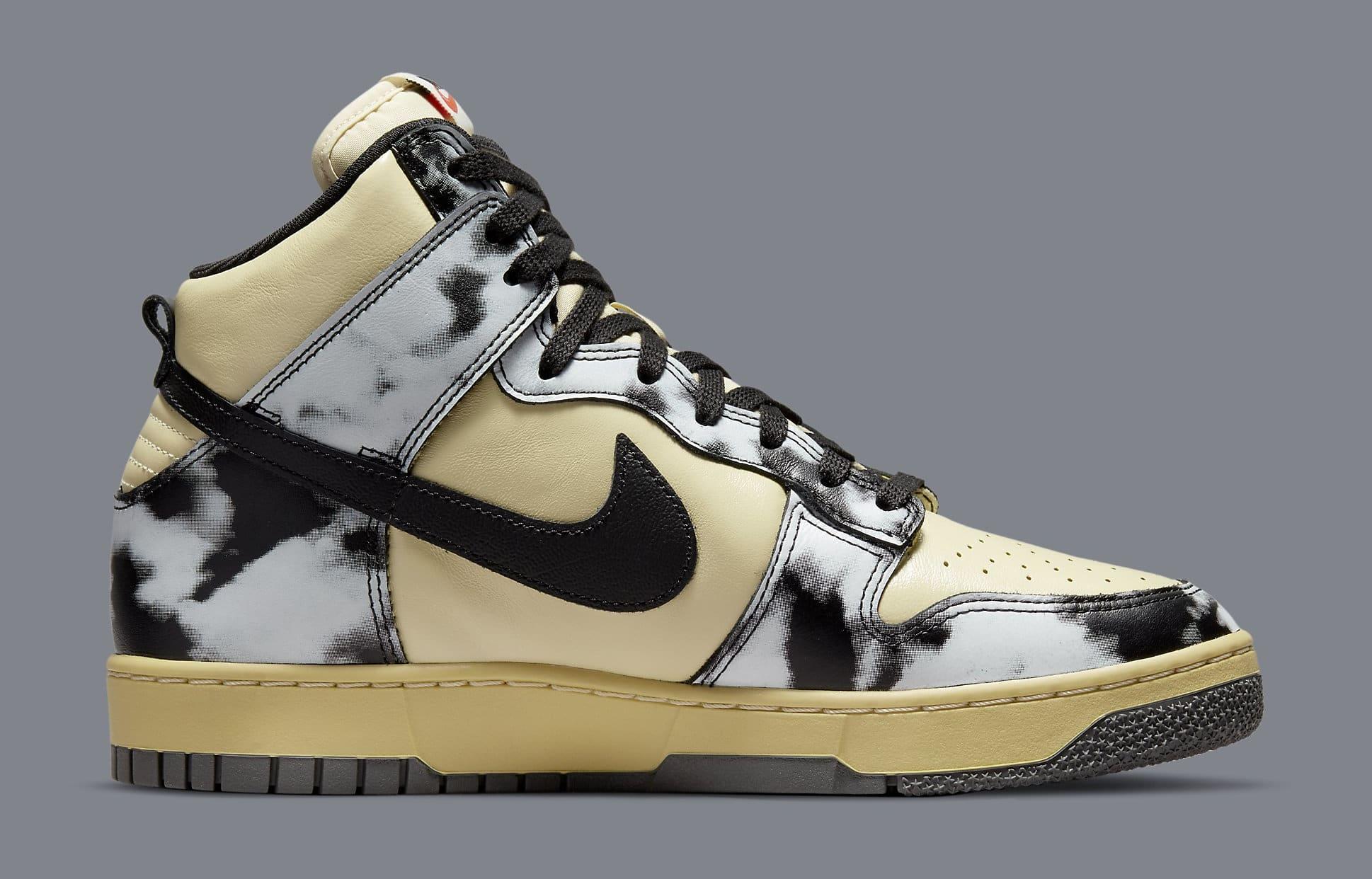 Nike Dunk High 'Acid Wash' DD9404-700 Medial