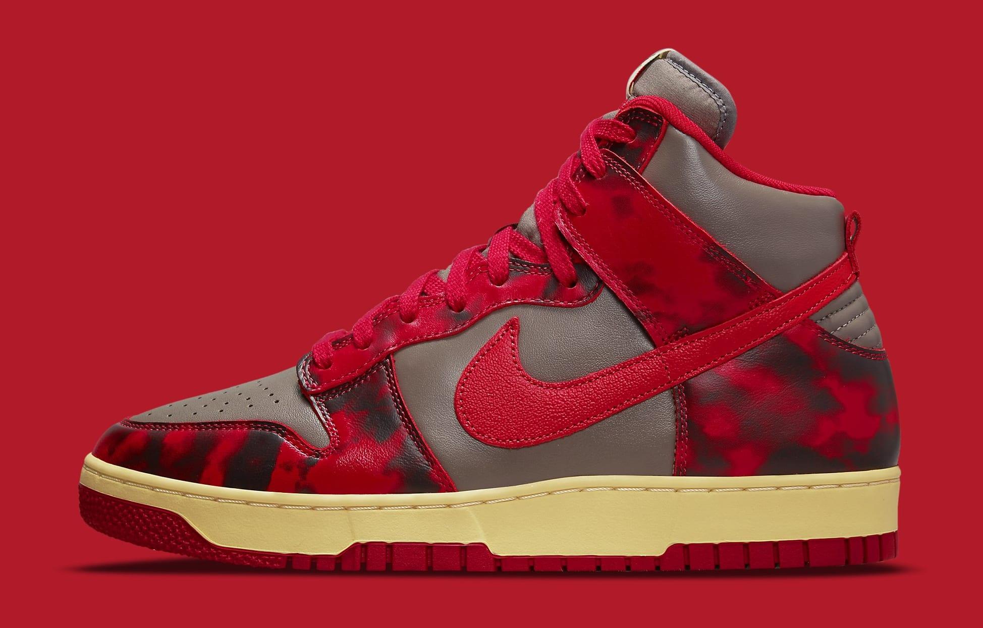 Nike Dunk High 'Acid Wash' DD9404-600 Lateral