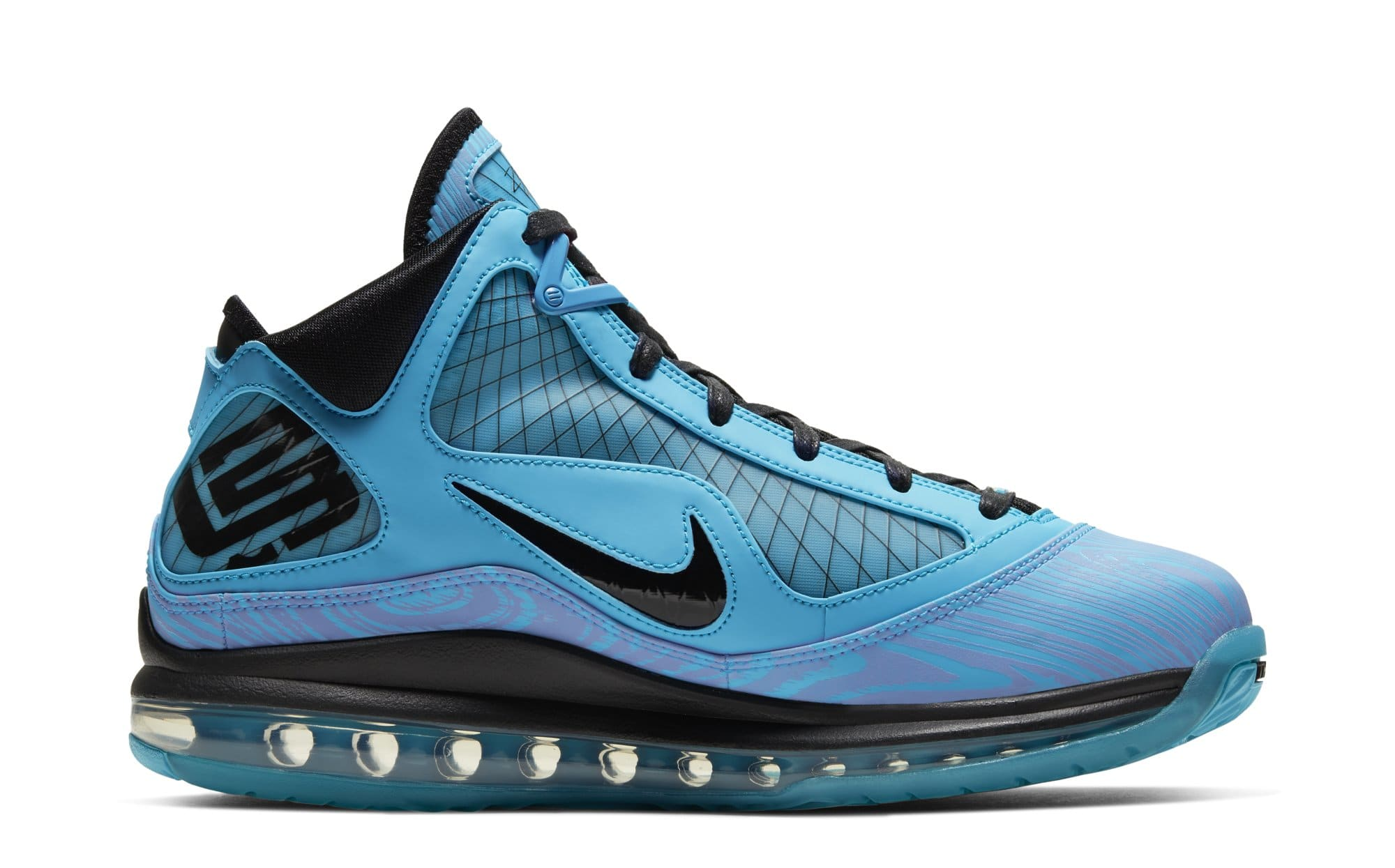Nike LeBron 7 'All-Star' CU5646-400 (Medial)