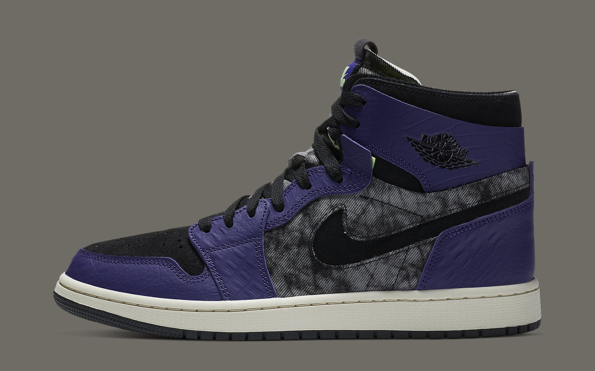 Air Jordan 1 Zoom CMFT 'Bayou Boys' DC2133-500 Lateral