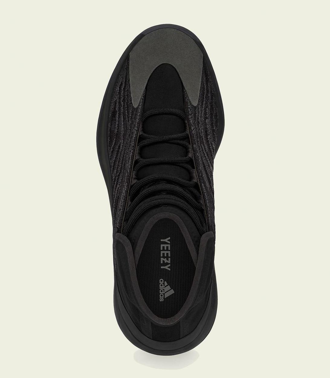 Adidas Yeezy Quantum 'Onyx' GX1317 Top