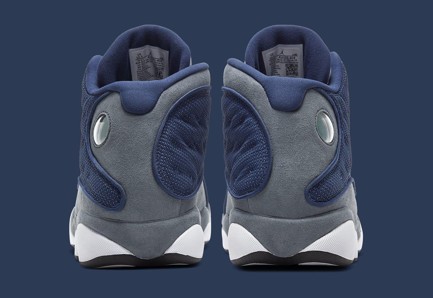 Air Jordan 13 Retro 'Flint' 414571-404 Heel