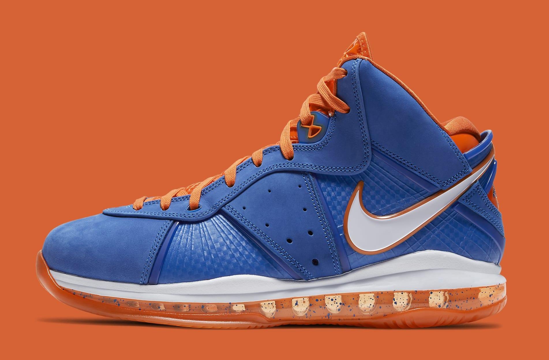 Nike LeBron 8 'HWC' CV1750-400 Lateral