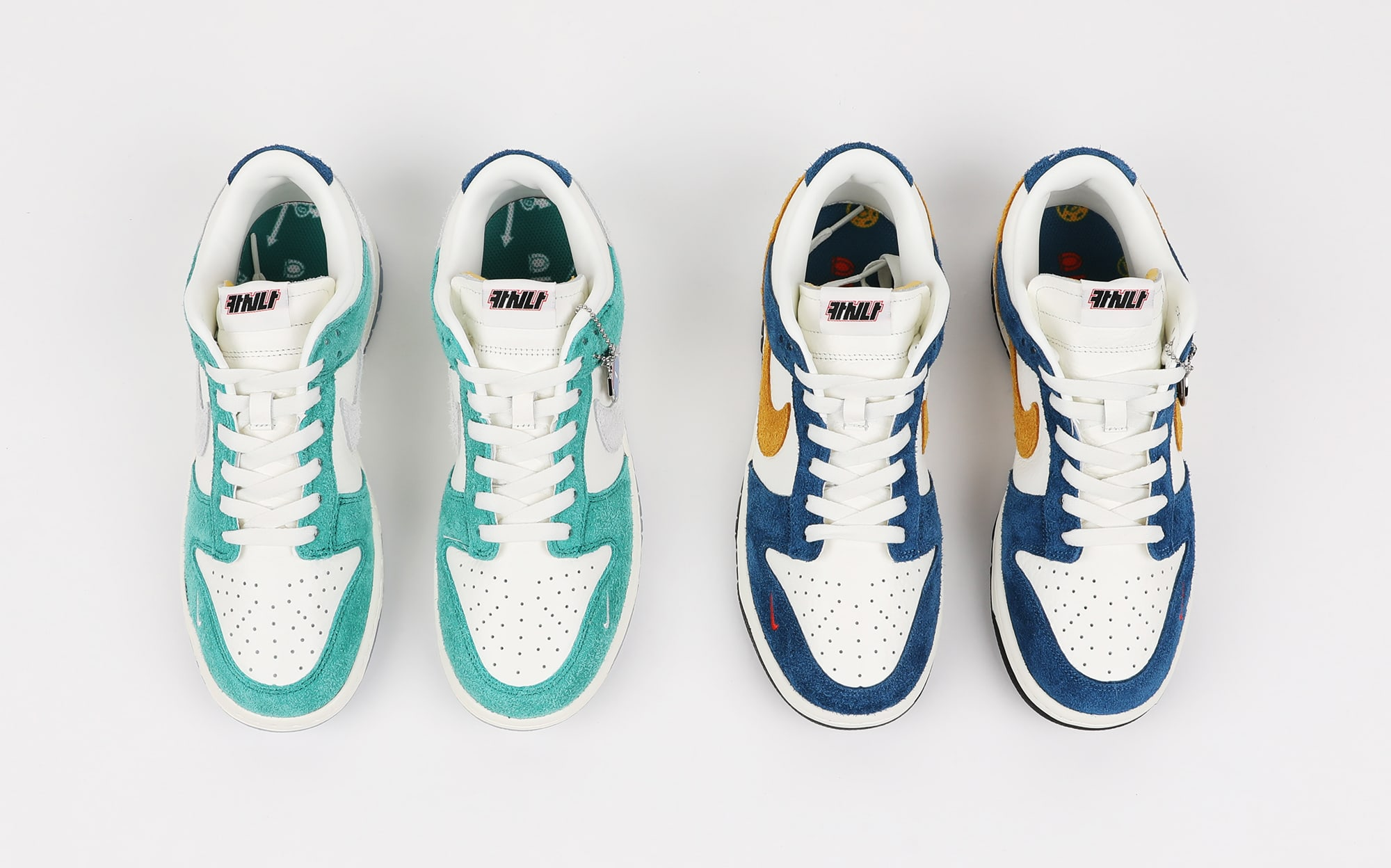 Kasina x Nike Dunk Low Collaboration (Top)