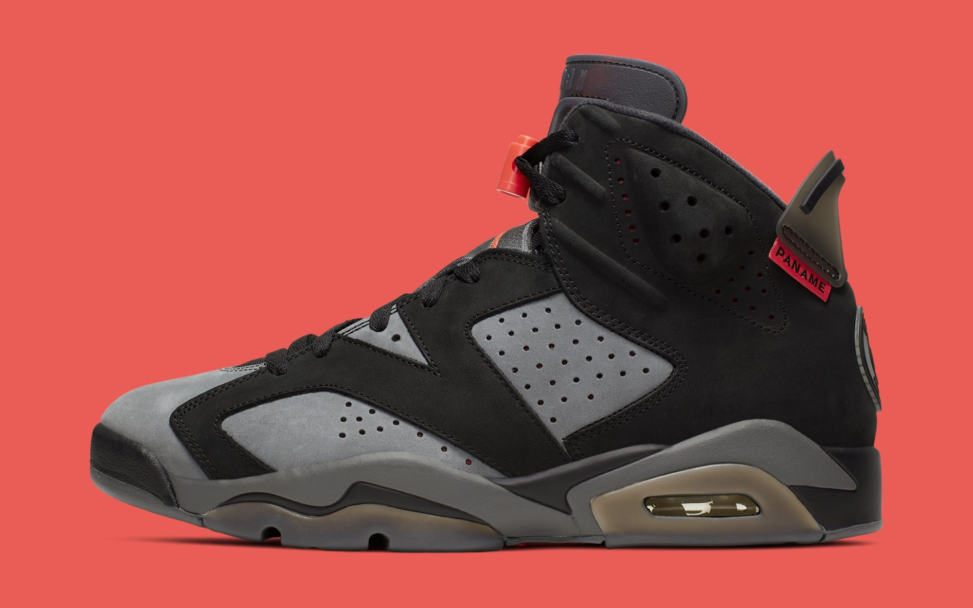 PSG x Air Jordan 6 CK1229-001 (Lateral)