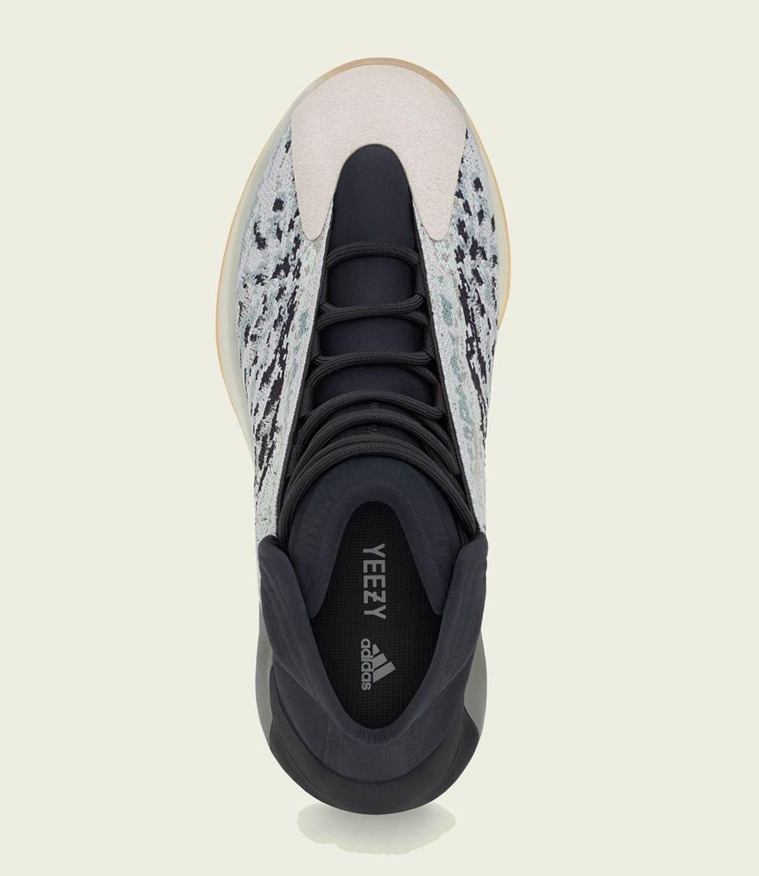 Adidas Yeezy QNTM 'Sea Teal' GY7926 Top